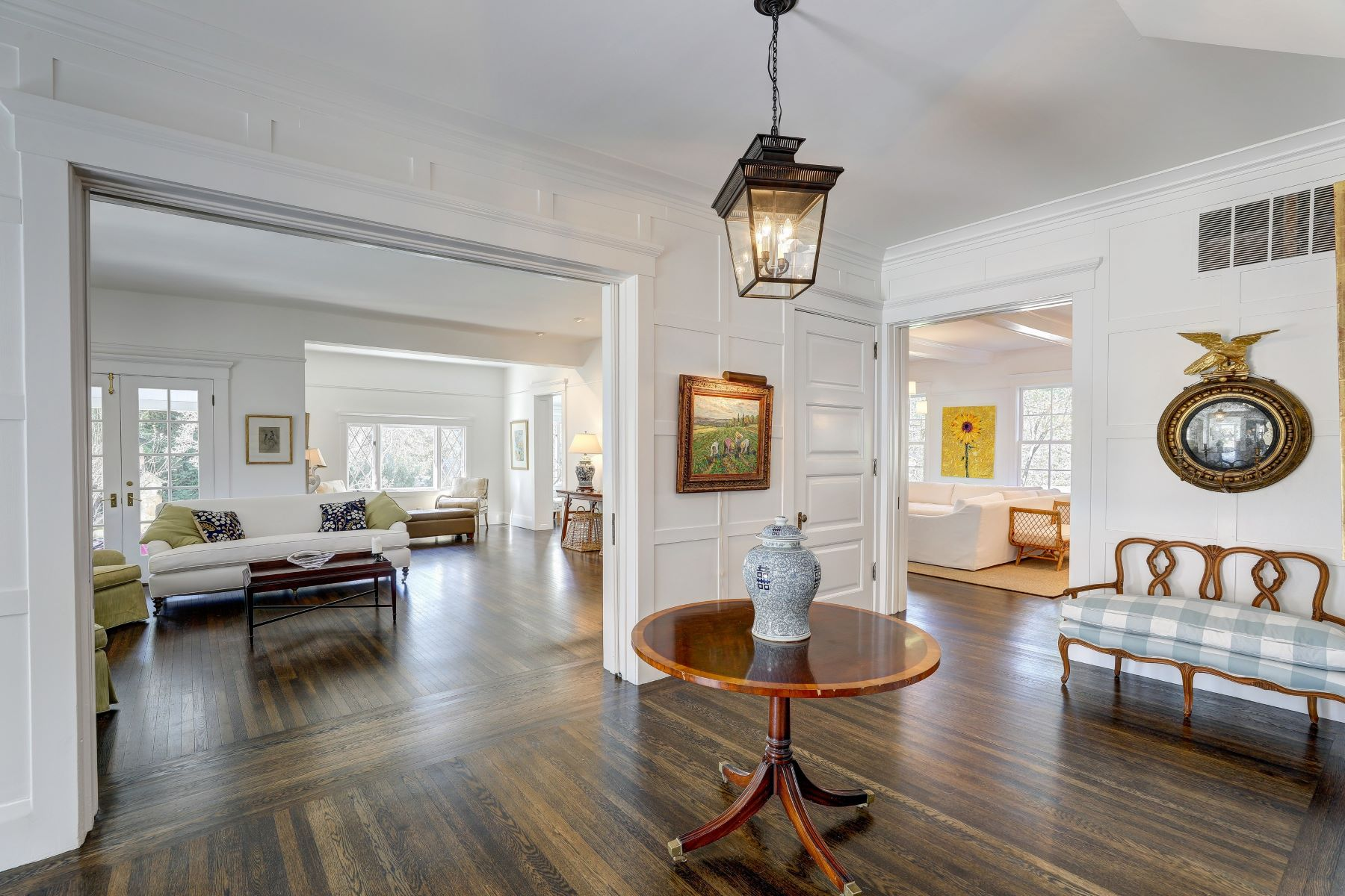 Single Family Homes for Sale at Iconic Historic Home 15 Culloden Park Road San Rafael, California 94901 United States