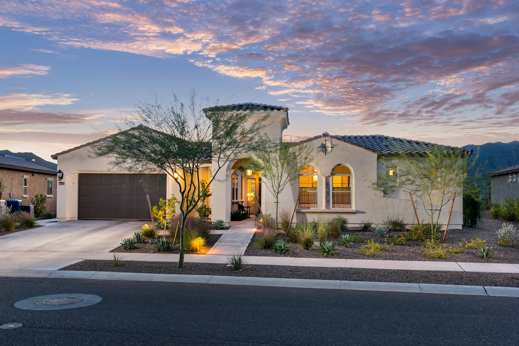Single Family Homes for Active at Victory at Verrado 4742 N 210TH AVE Buckeye, Arizona 85396 United States