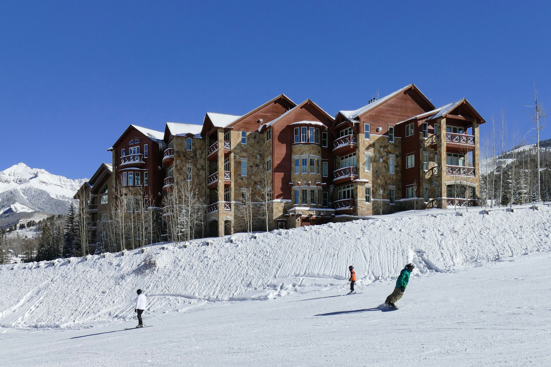 Condominium for Sale at Lorian III, Unit 1 111 San Joaquin Drive, Unit 1 Telluride, Colorado, 81435 United States
