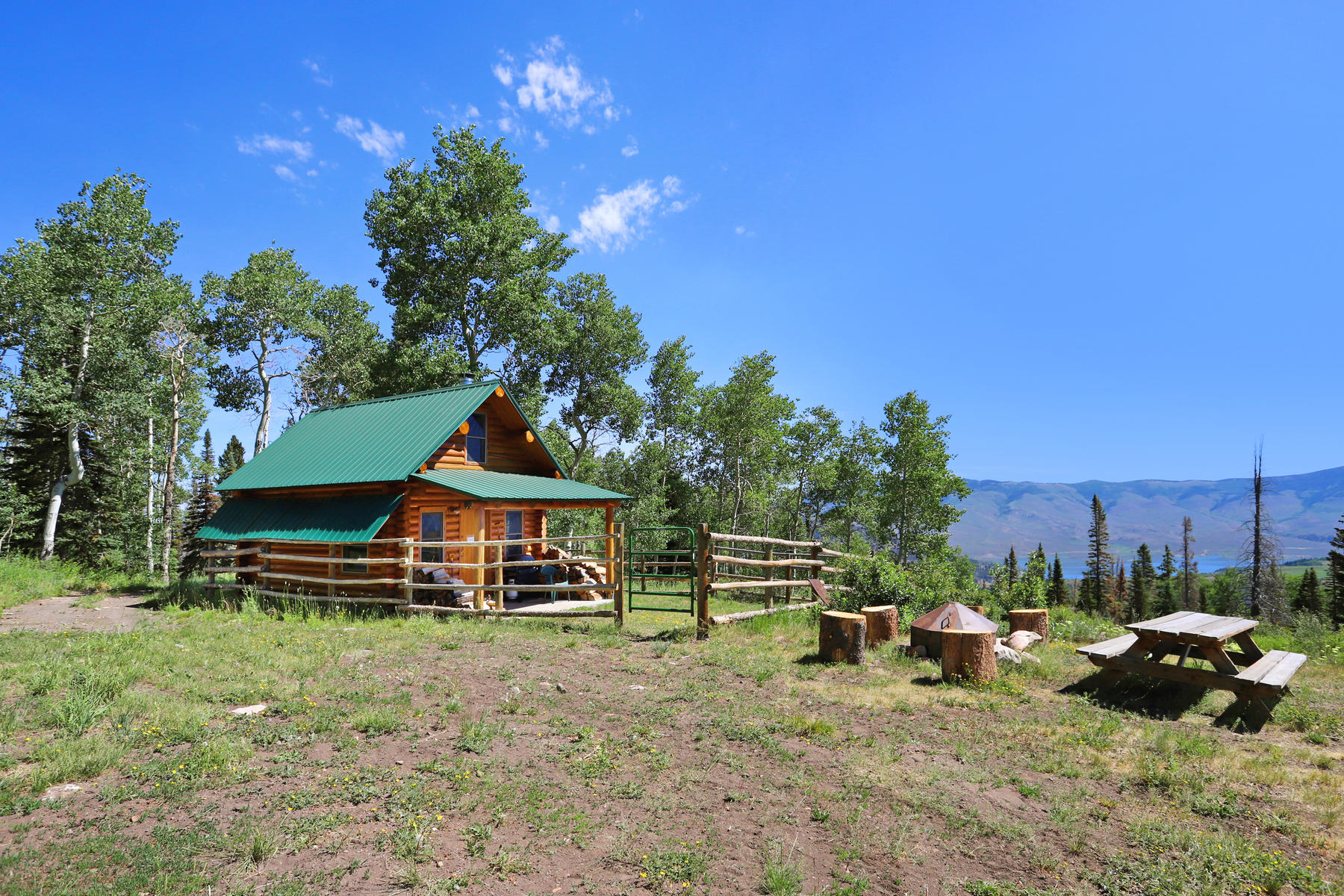 Additional photo for property listing at Shadow Creek Ranch Lot 22 171 Buckhorn Trail Silverthorne, Colorado 80498 United States
