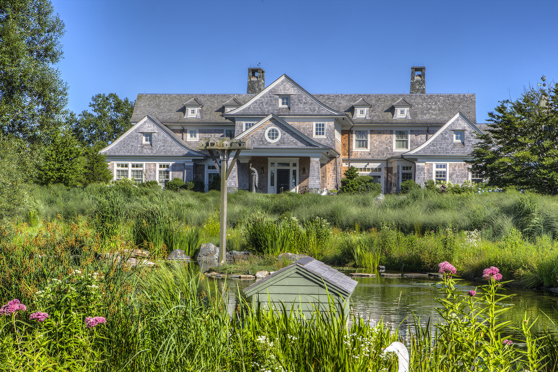 Additional photo for property listing at The Bird House 70 Beacon Hill Road Newport, Rhode Island 02840 United States