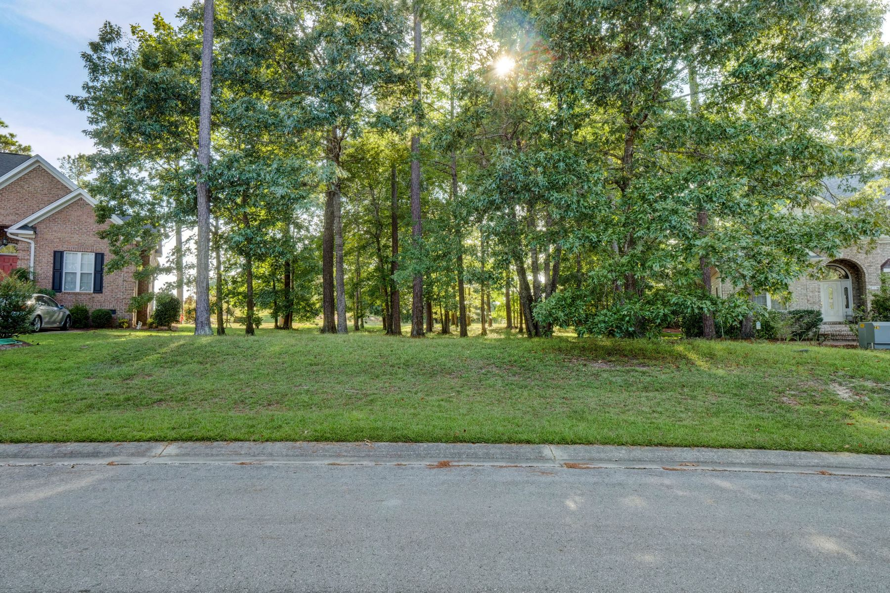 Land for Active at Beautiful Home Site in Premiere Neighborhood 439 Autumn Chase SE Bolivia, North Carolina 28422 United States
