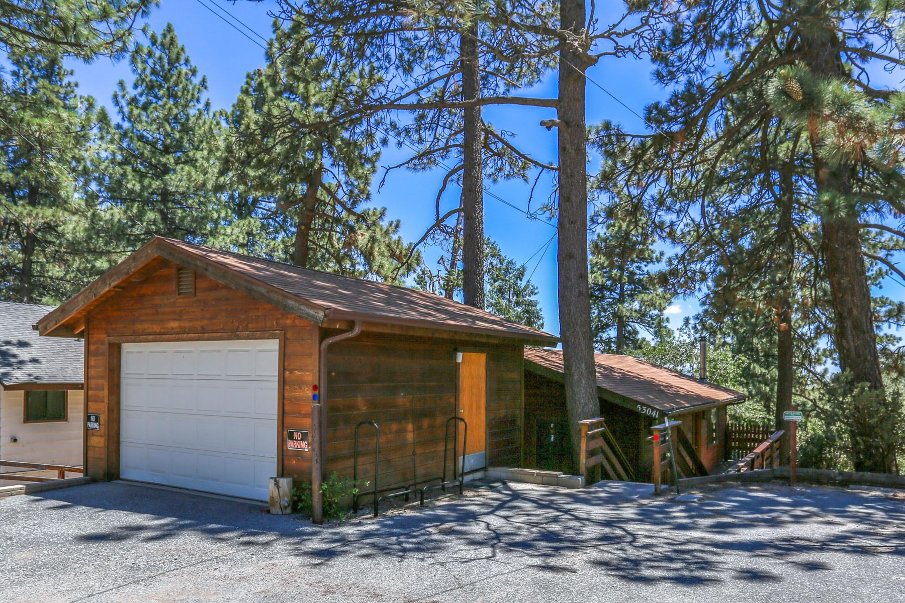 Single Family Homes for Sale at 53041 Rockmere Drive Idyllwild, California 92549 United States