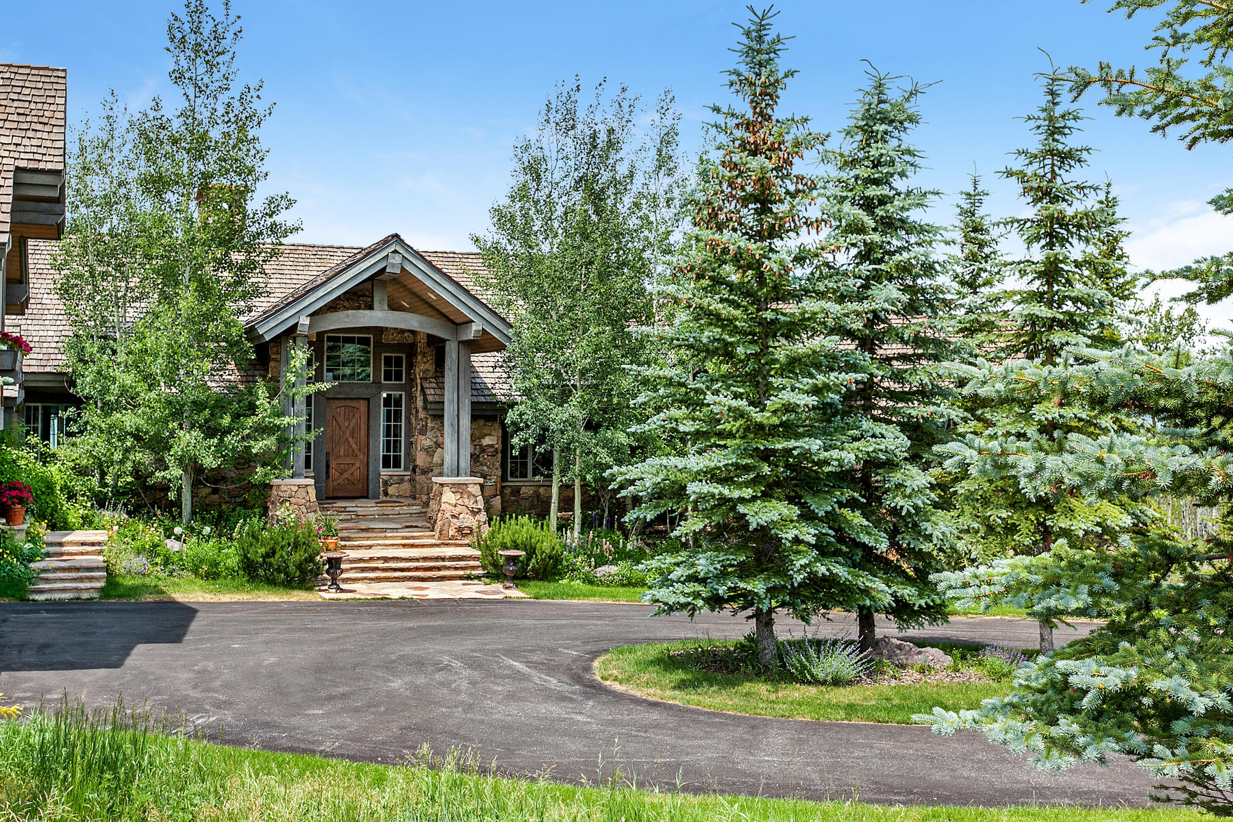 Single Family Home for Active at Cordillera Custom Home on 18th Fairway 342 Gore Trail Edwards, Colorado 81632 United States