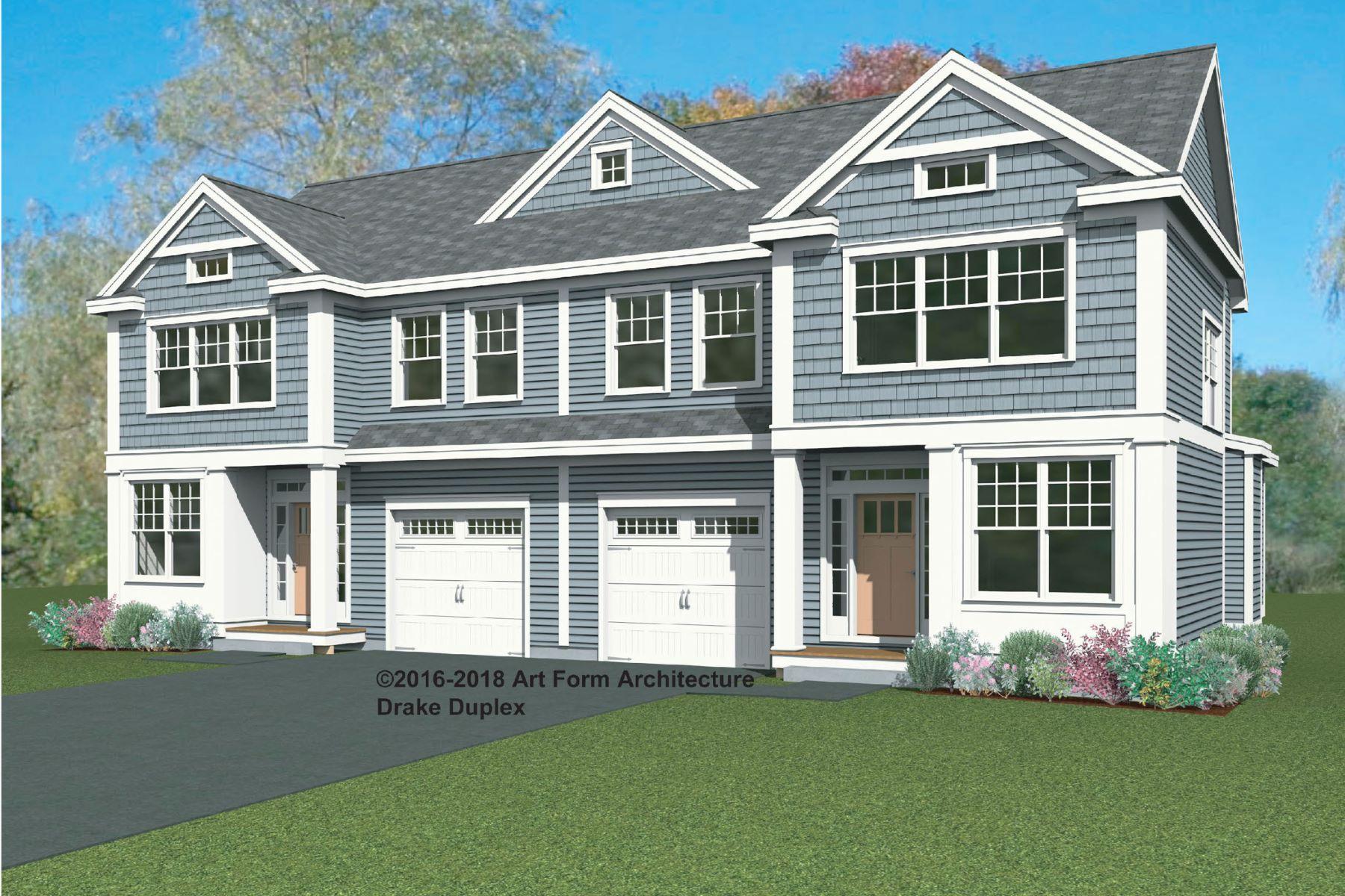 Condominiums por un Venta en 17 Hobbs Brook Lane 8 Lexington, Massachusetts 02421 Estados Unidos