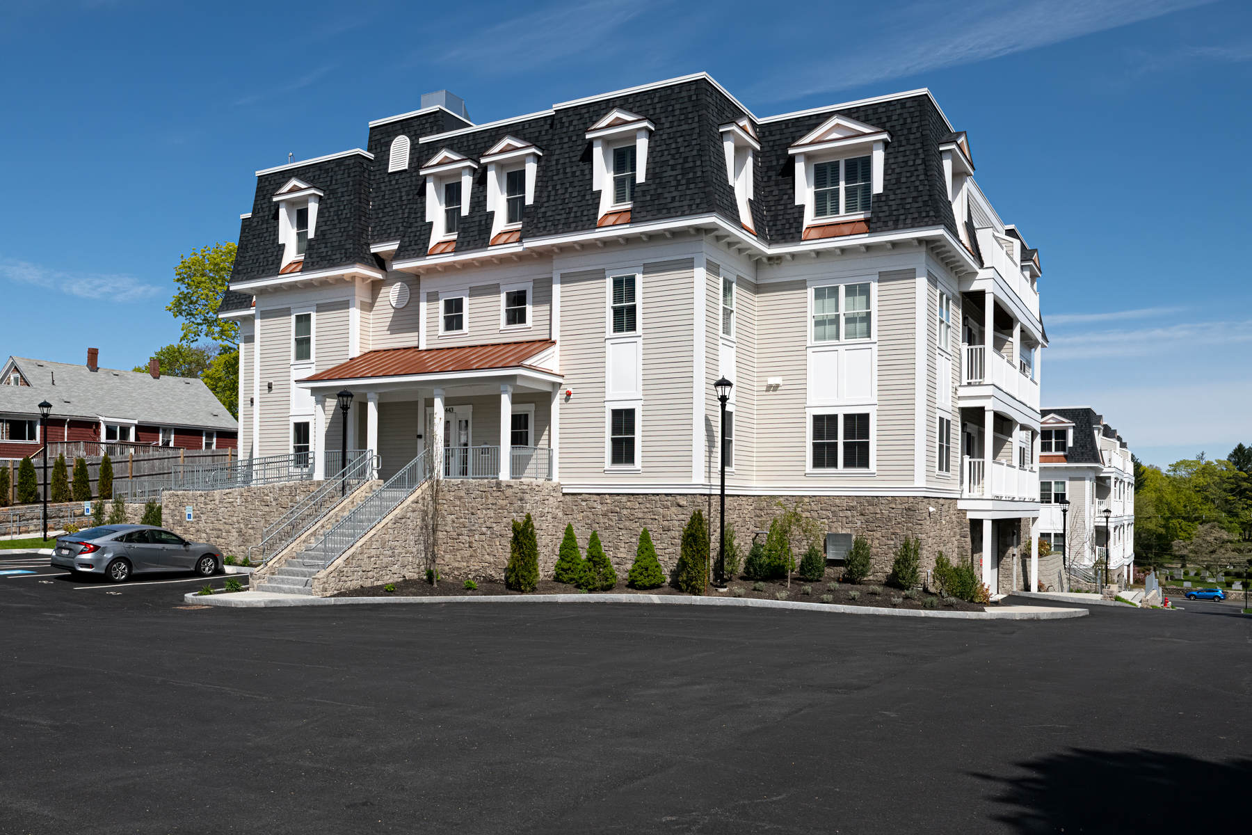 Condominiums για την Πώληση στο Carefree Luxury Living 443 Essex Street #302, Swampscott, Μασαχουσετη 01907 Ηνωμένες Πολιτείες
