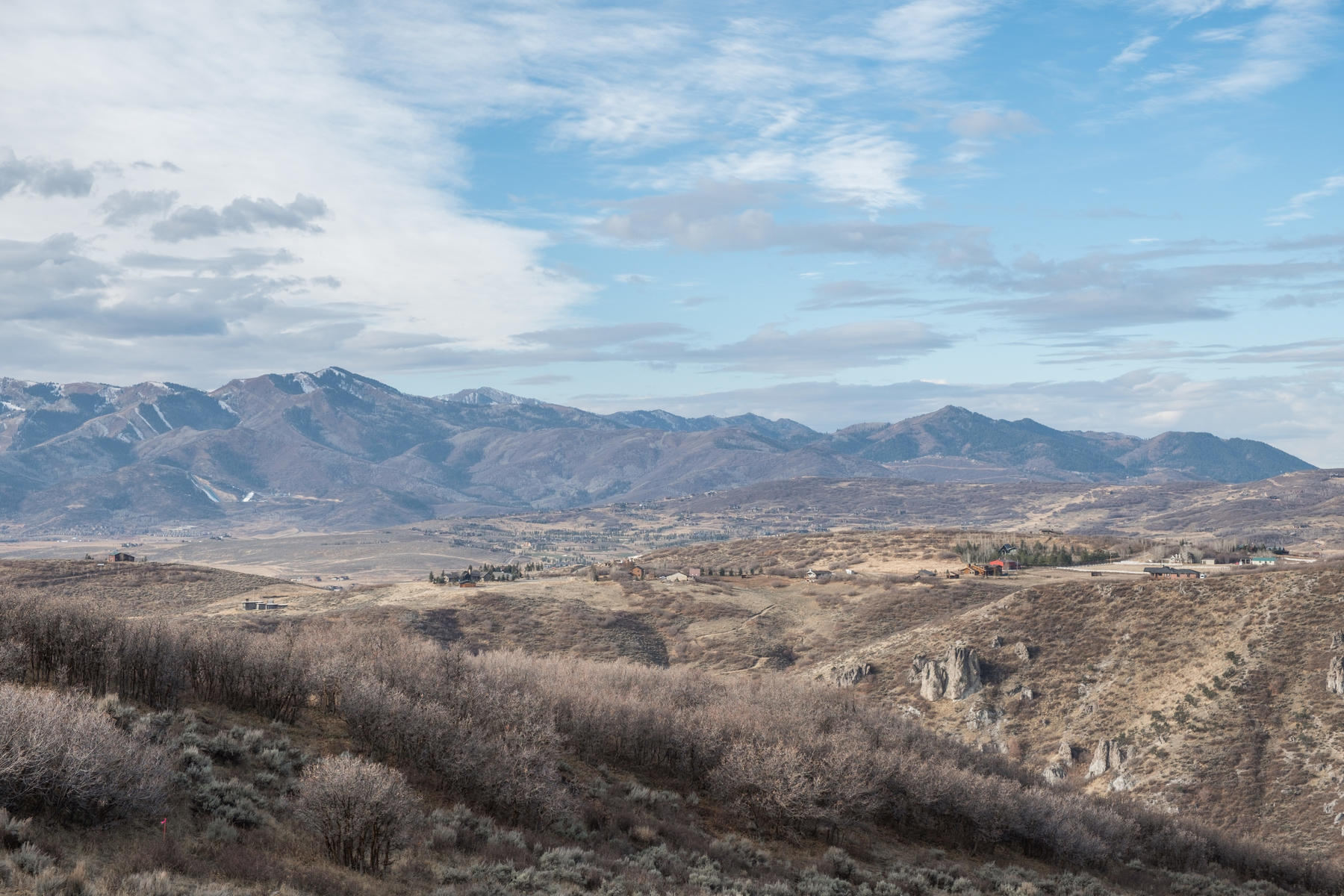 Additional photo for property listing at Feel Atop Of The World With Stunning Mountain Ski Resort Views 9181 N Hidden Hill Loop Lot 22 Park City, Utah 84098 United States