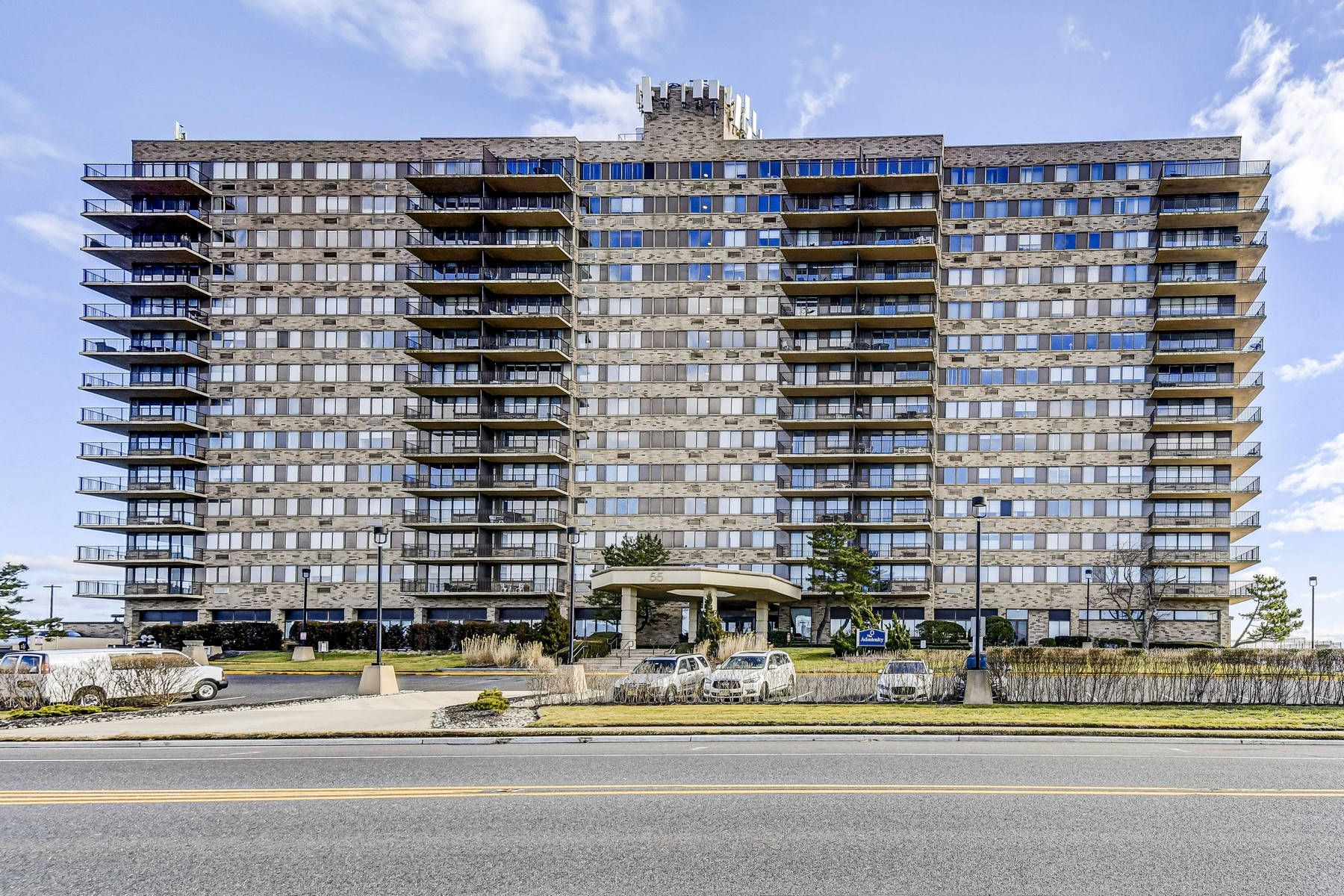 Condominiums for Sale at The Admiralty 55 Ocean Ave 2F Monmouth Beach, New Jersey 07750 United States