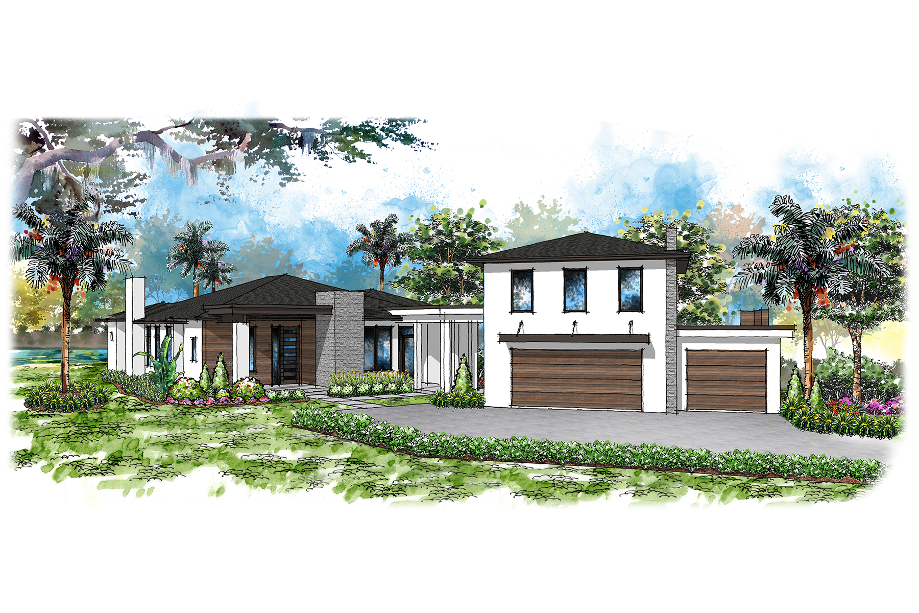 Single Family Homes for Sale at TAMPA 2531 N Habana Pl, Tampa, Florida 33618 United States