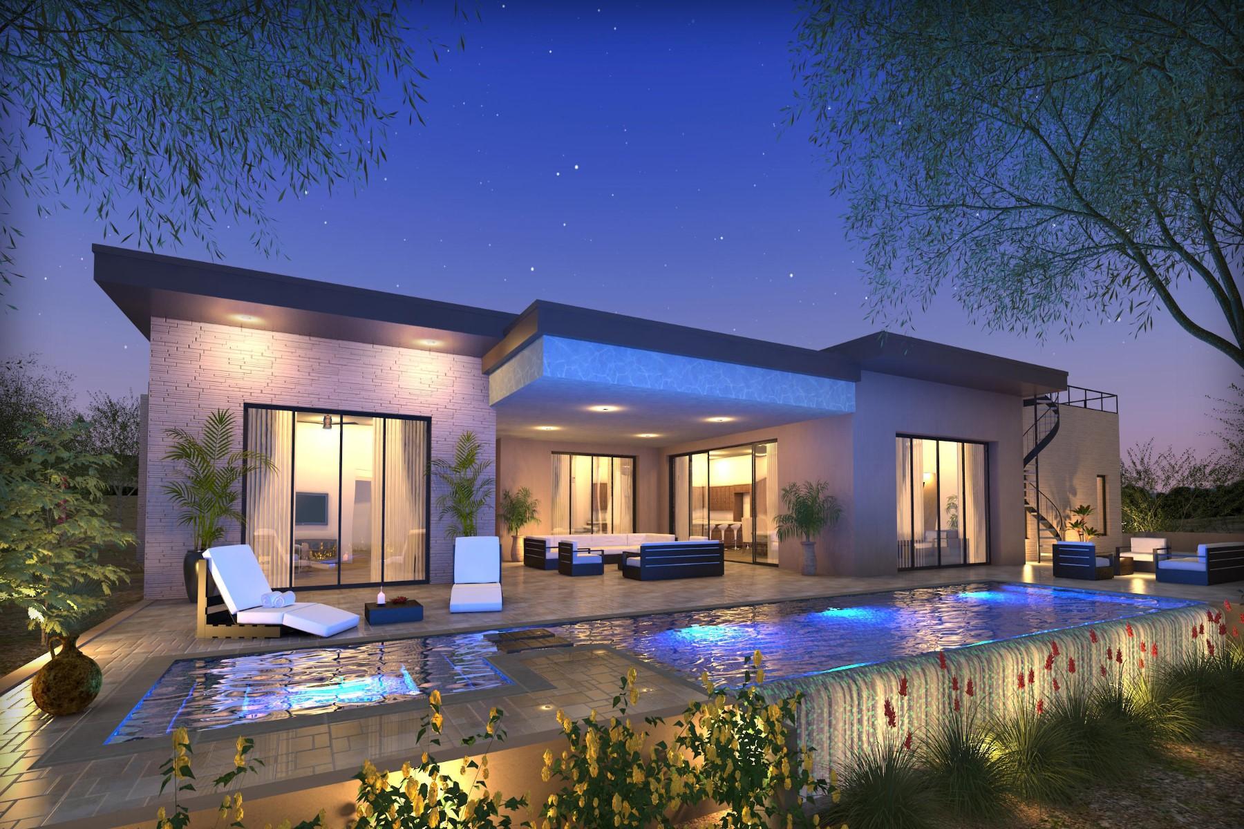 Single Family Homes por un Venta en Las Sendas 3516 N Jasper Mountain CIR Mesa, Arizona 85207 Estados Unidos