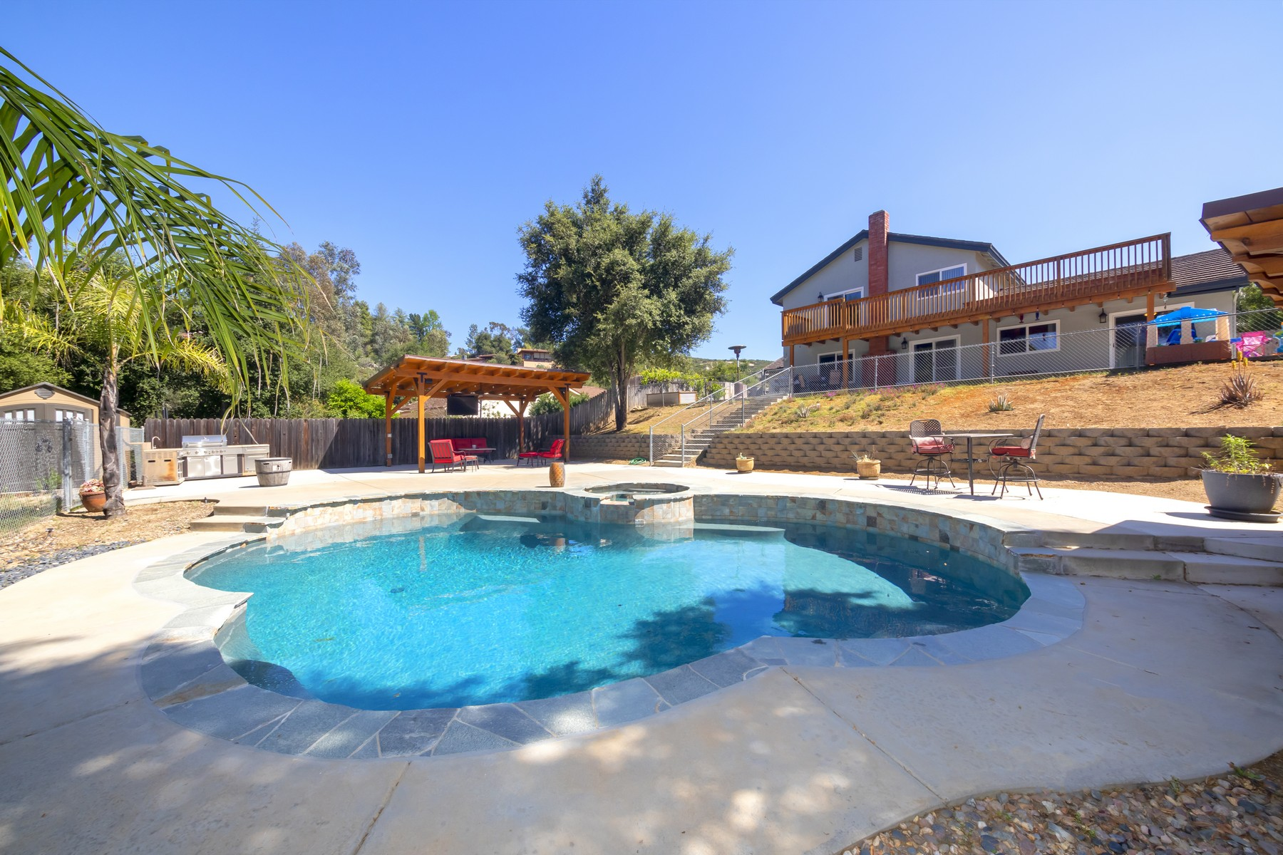 Single Family Homes for Active at Beautiful San Diego Country Estates Pool Home w/Paid Solar 24064 Nectar Way Ramona, California 92065 United States