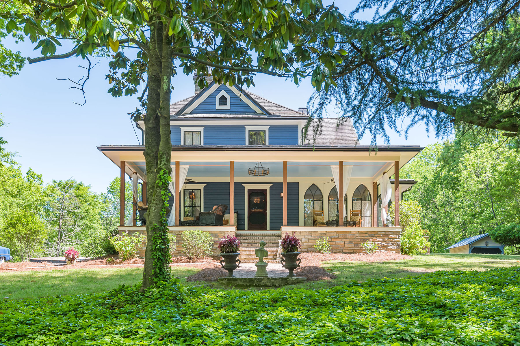 Single Family Homes for Sale at 1900 Gold Hill Rd Concord, North Carolina 28025 United States
