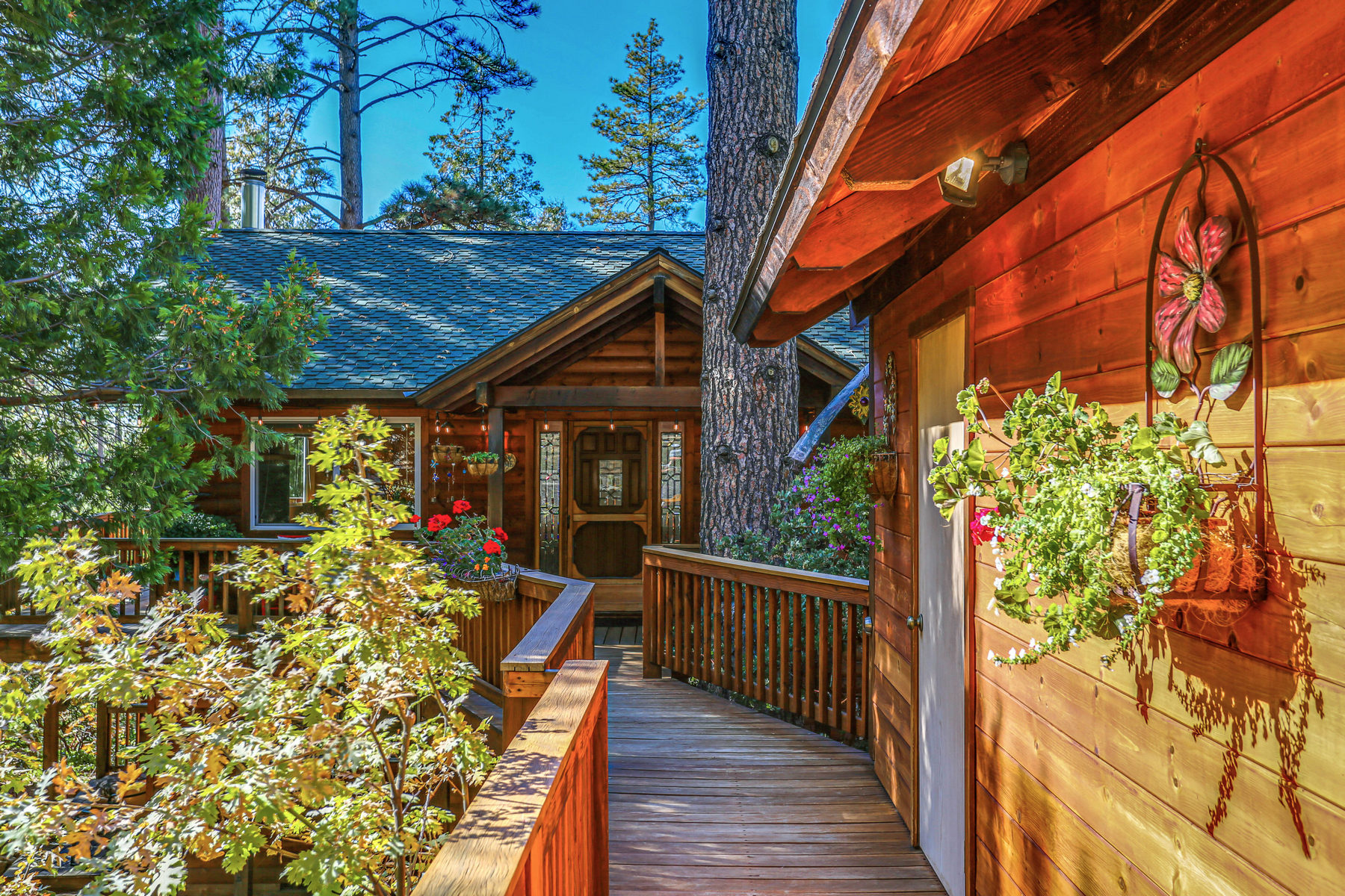 Single Family Homes for Sale at 25985 Cassler Drive Idyllwild, California 92549 United States