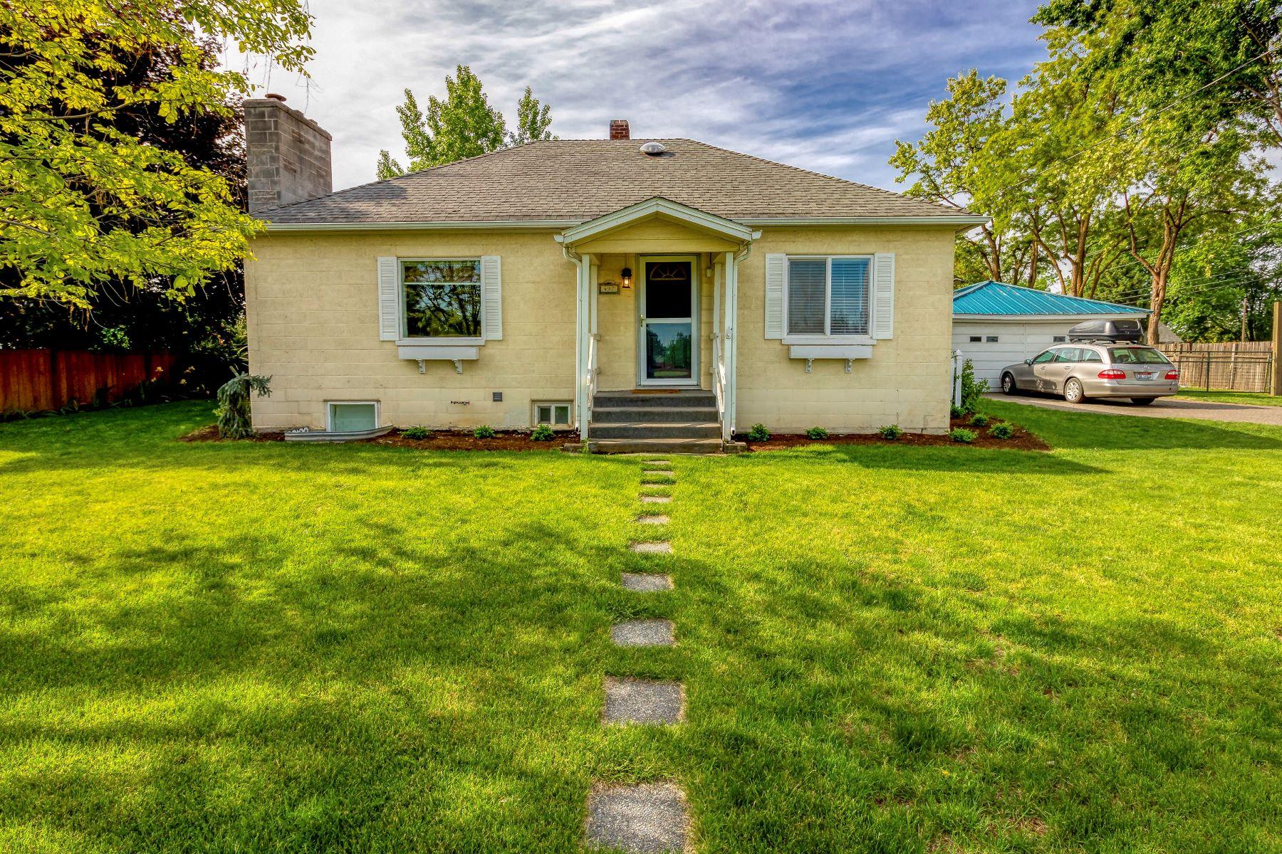 Single Family Homes 為 出售 在 Mini Ranchette perfect location 497 Ransom Road, Walla Walla, 華盛頓州 99362 美國