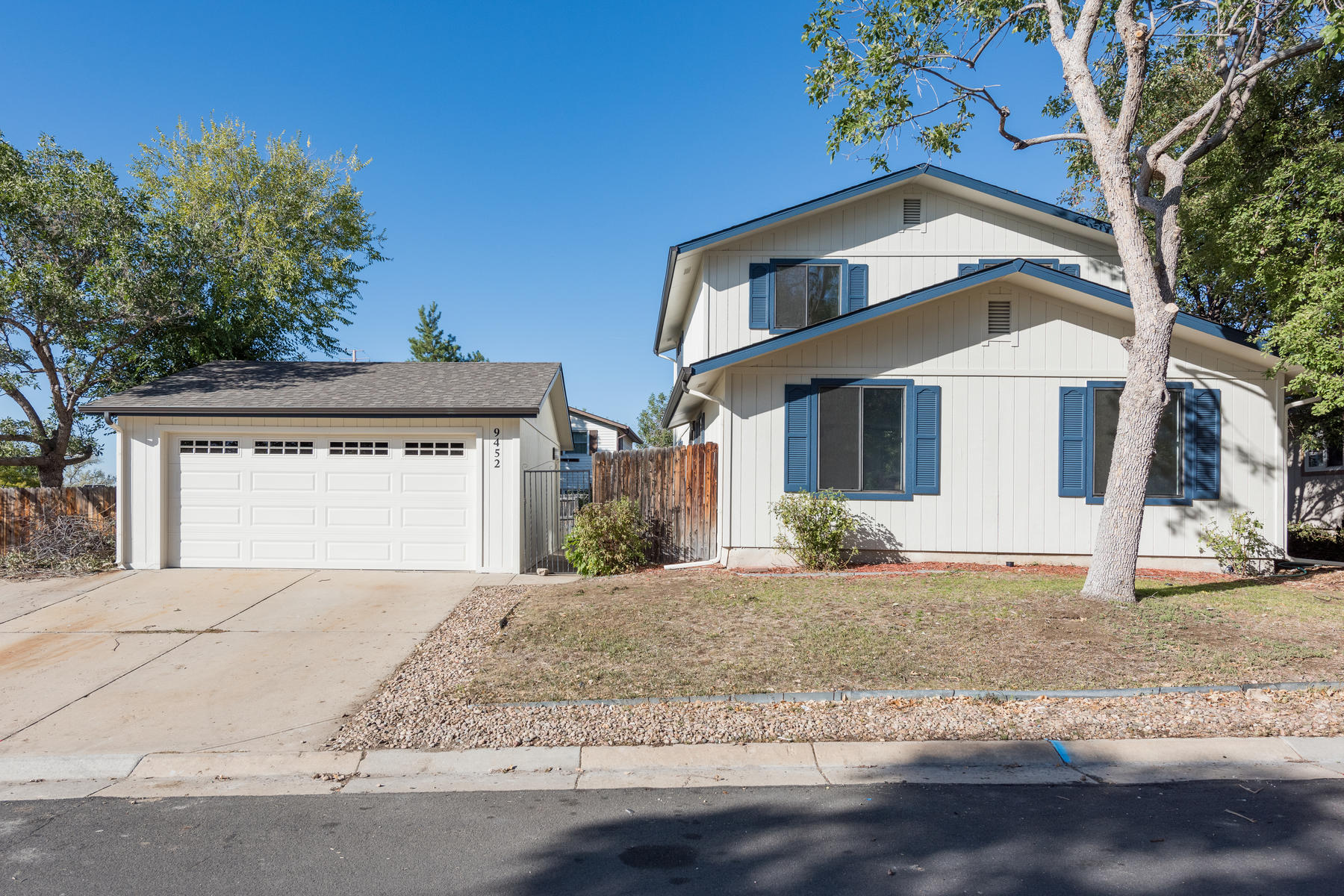 Single Family Homes for Sale at Two-story home on a corner double lot in Westminster 9452 Pierce St Westminster, Colorado 80221 United States