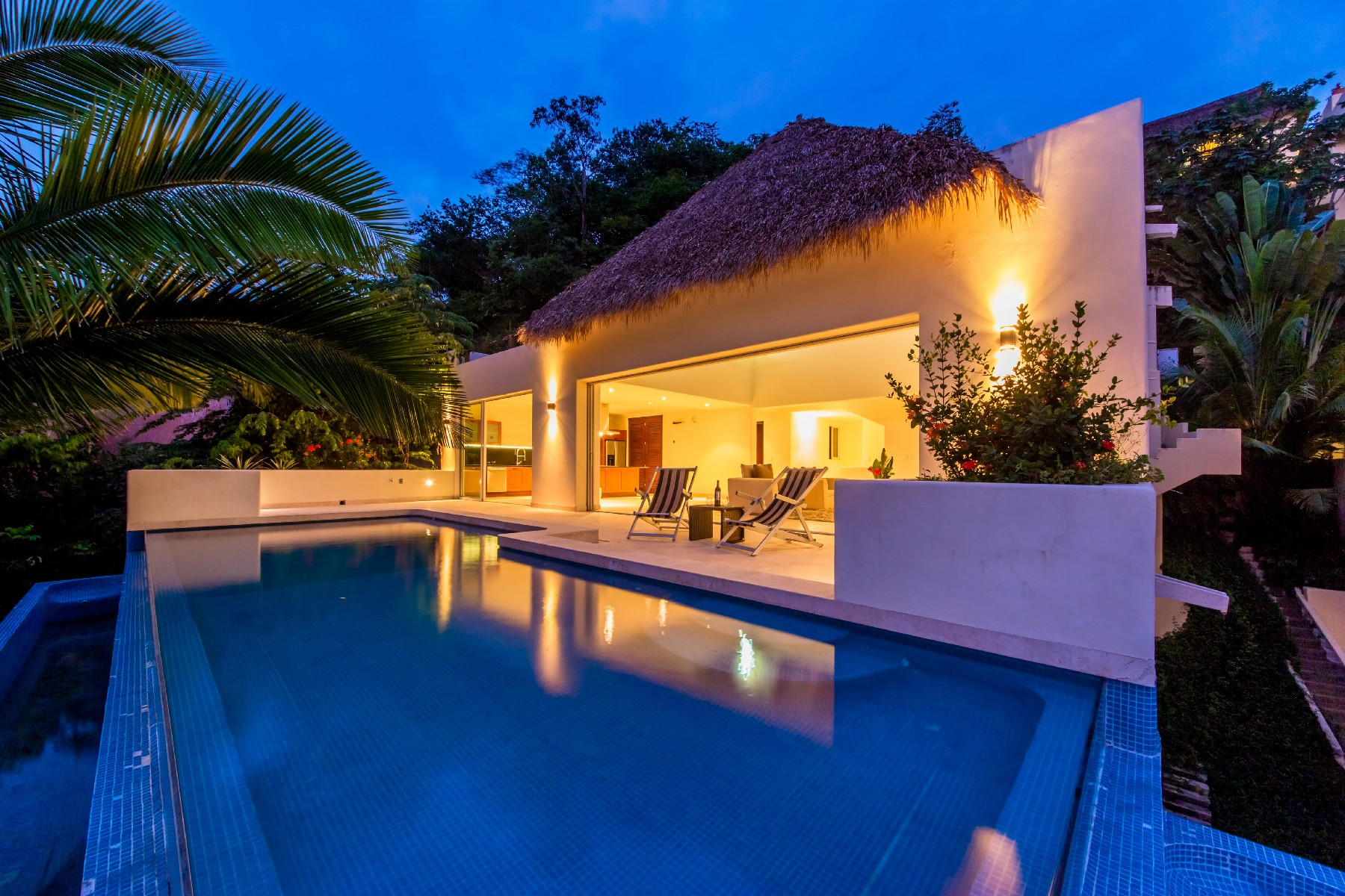 Additional photo for property listing at Casa Romantica Puerto Vallarta, Jalisco Mexico