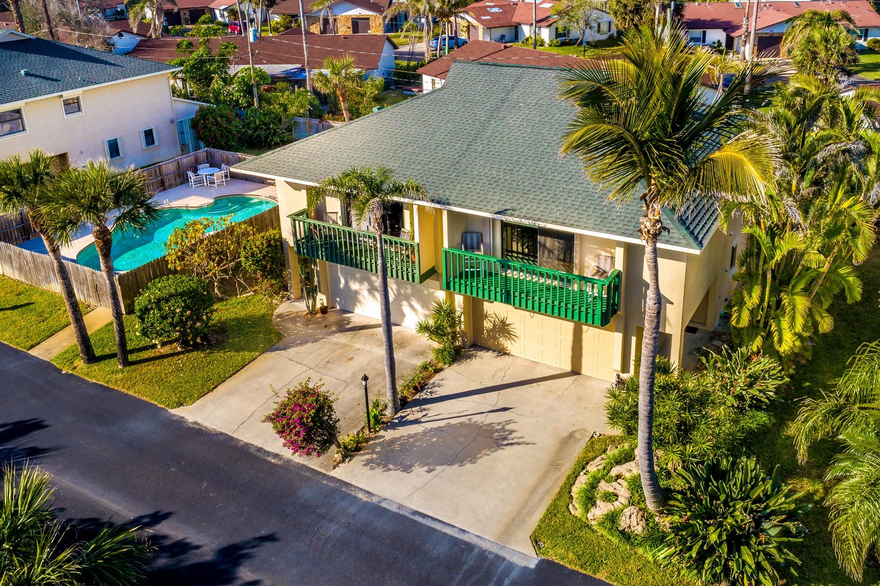 共管式独立产权公寓 为 销售 在 Windrush Place 130 Windrush Place #5, 墨尔本海滩, 佛罗里达州, 32951 美国