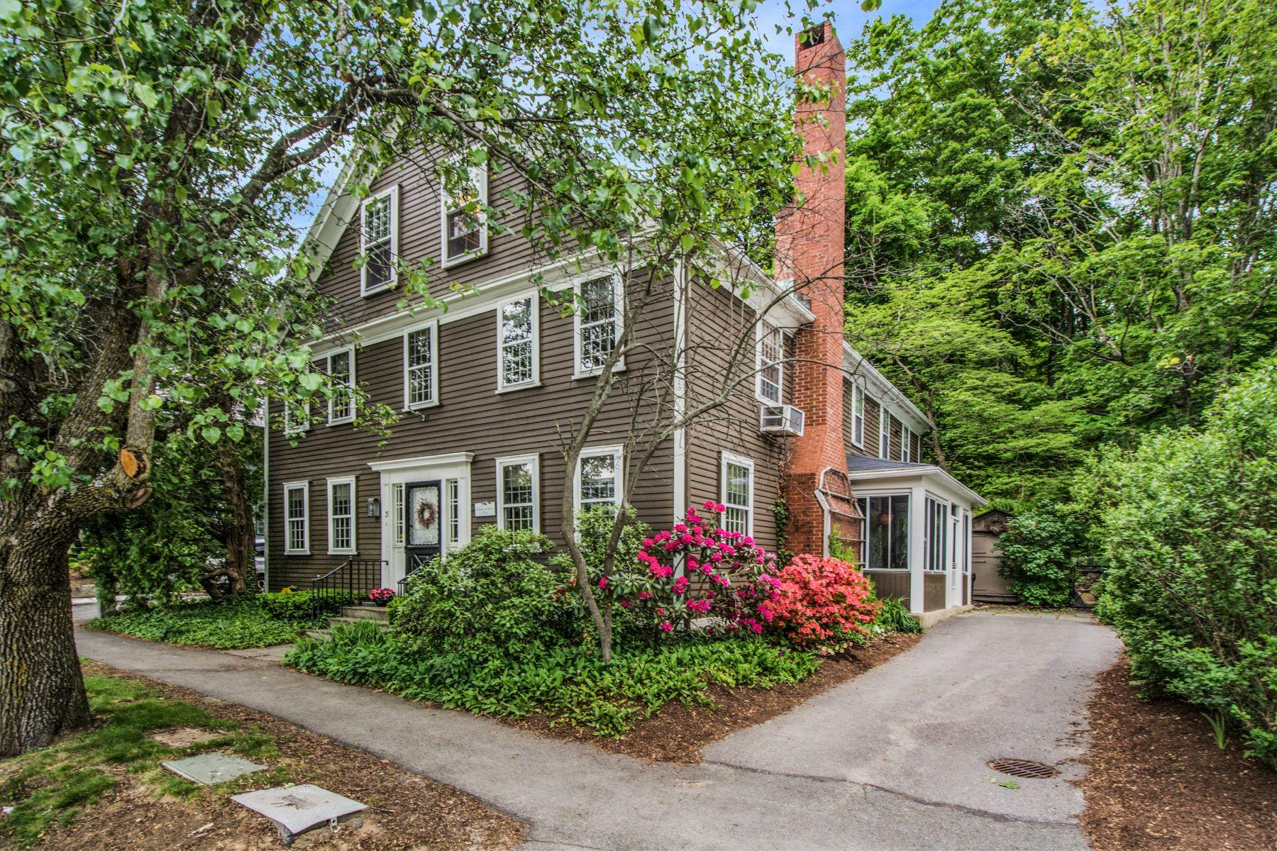 Single Family Homes 为 销售 在 康科德, 马萨诸塞州 01742 美国