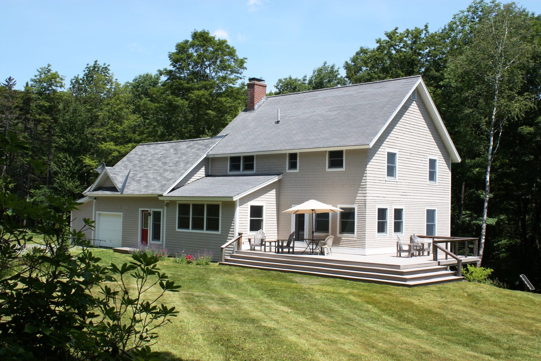 Single Family Homes for Sale at 700 John Darling Road Woodstock, Vermont 05071 United States