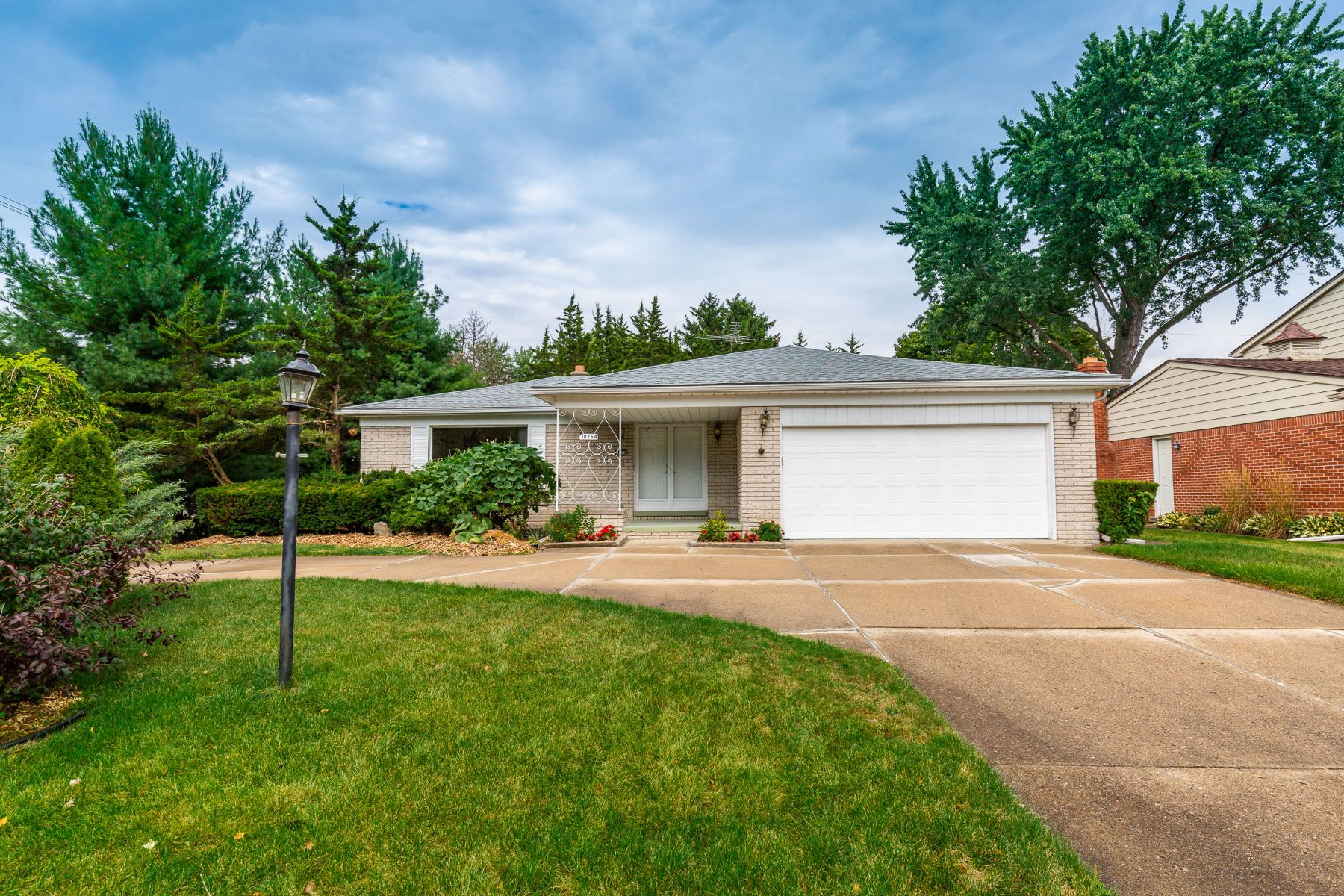 Single Family Homes for Sale at Lathrup Village 18254 Meadowood Ave Lathrup Village, Michigan 48076 United States