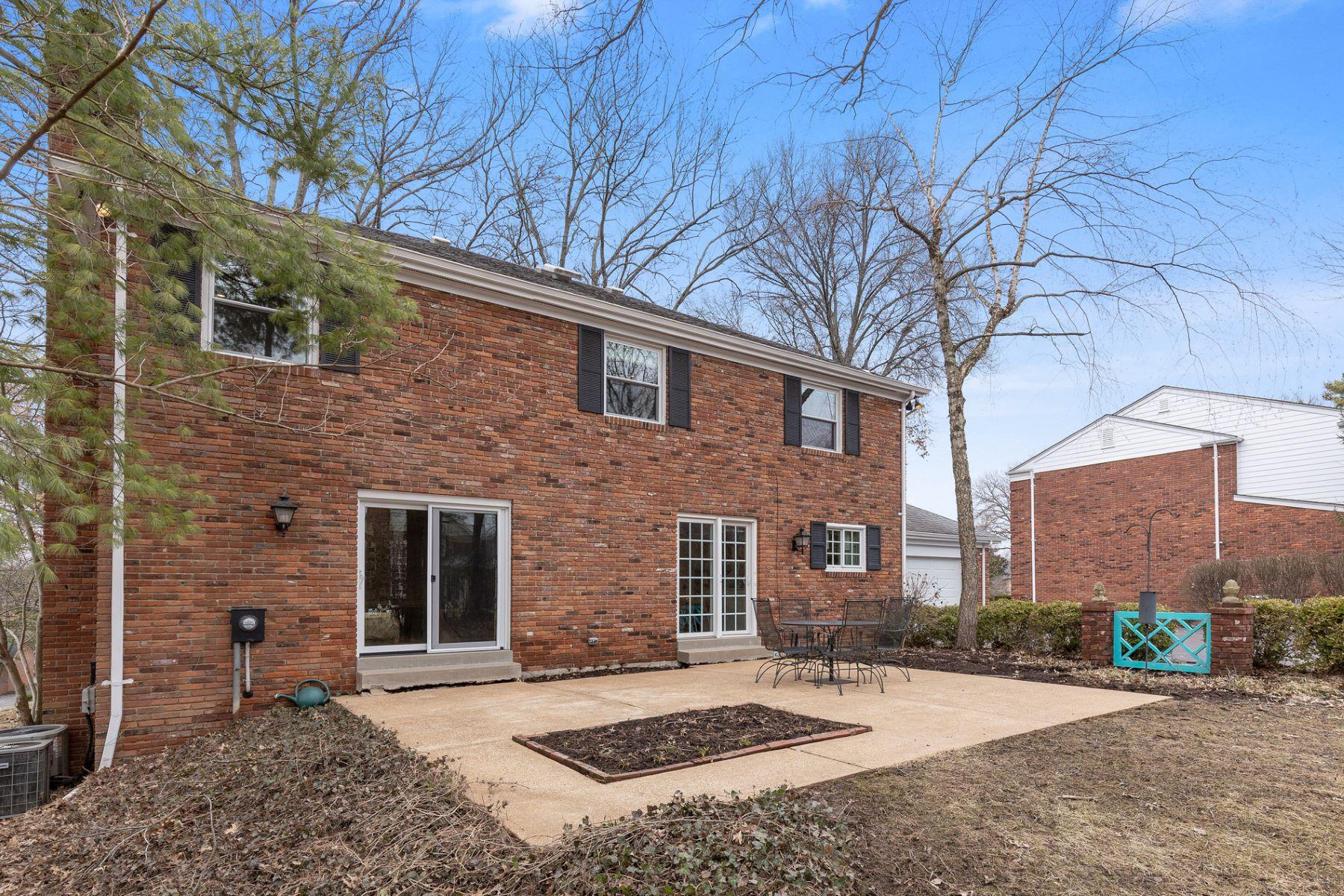 Additional photo for property listing at Granada Way 34 Granada Way Ladue, Missouri 63124 United States