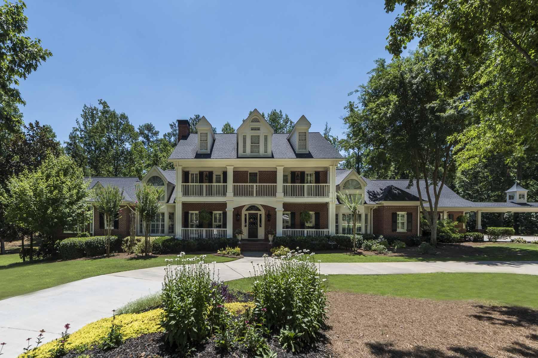 Einfamilienhaus für Verkauf beim Extraordinary Property in Johns Creek 345 Bardolier Johns Creek, Georgia, 30022 Vereinigte Staaten