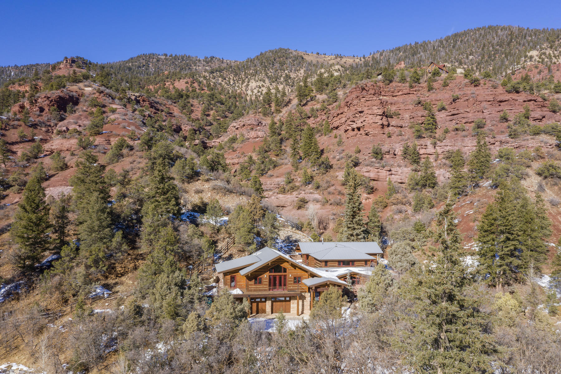 Single Family Homes for Active at 20978 Highway 145 Placerville, Colorado 81430 United States