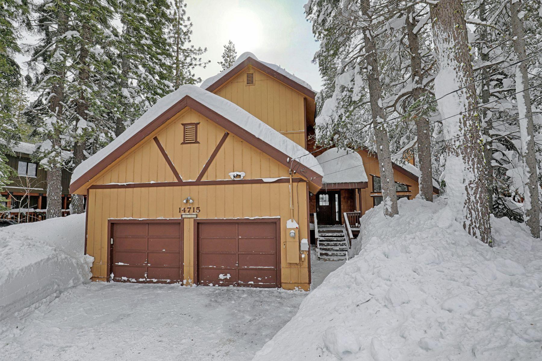 Property por un Venta en 14715 Davos Drive, Truckee, CA 96161 14715 Davos Drive Truckee, California 96161 Estados Unidos