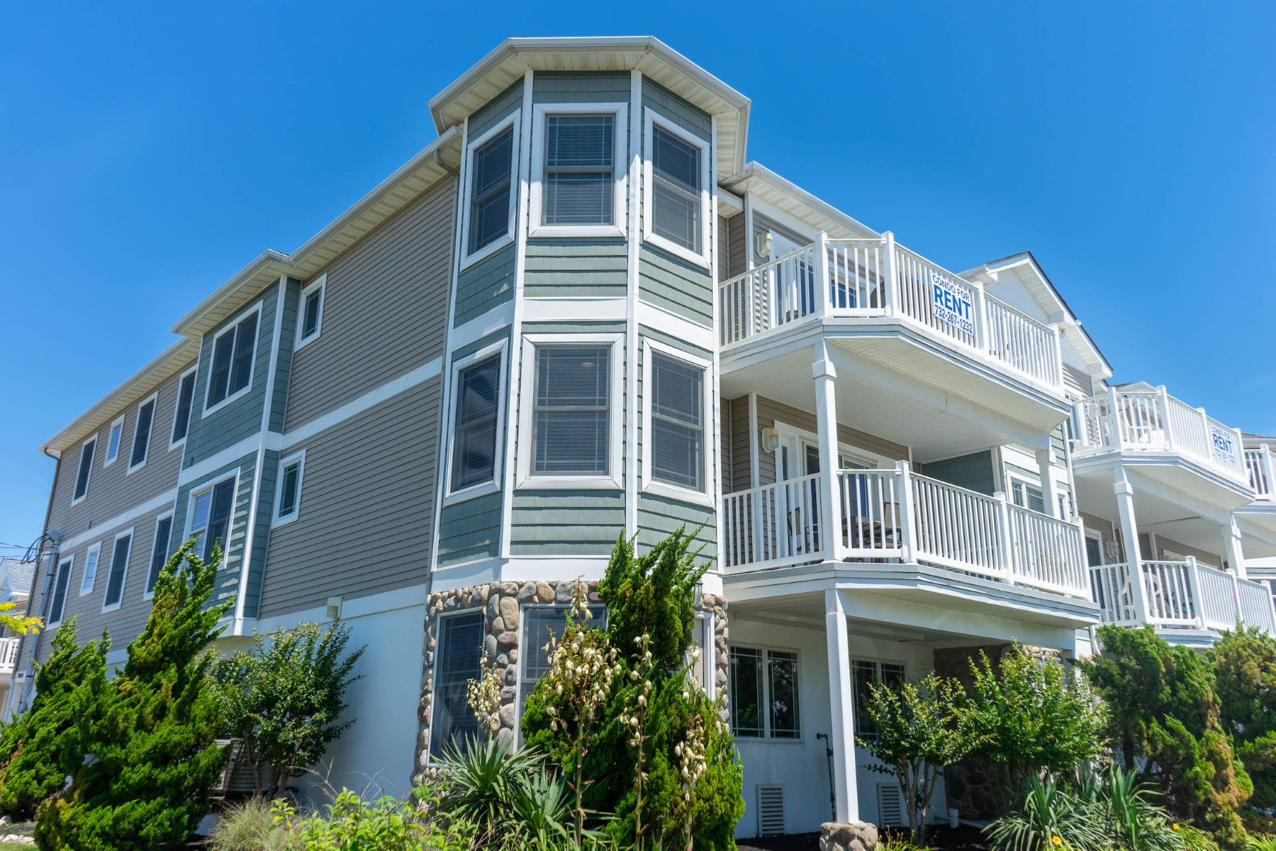 townhouses for Sale at Premier Top Floor Unit 1410 Surf Avenue, North Wildwood, New Jersey 08260 United States