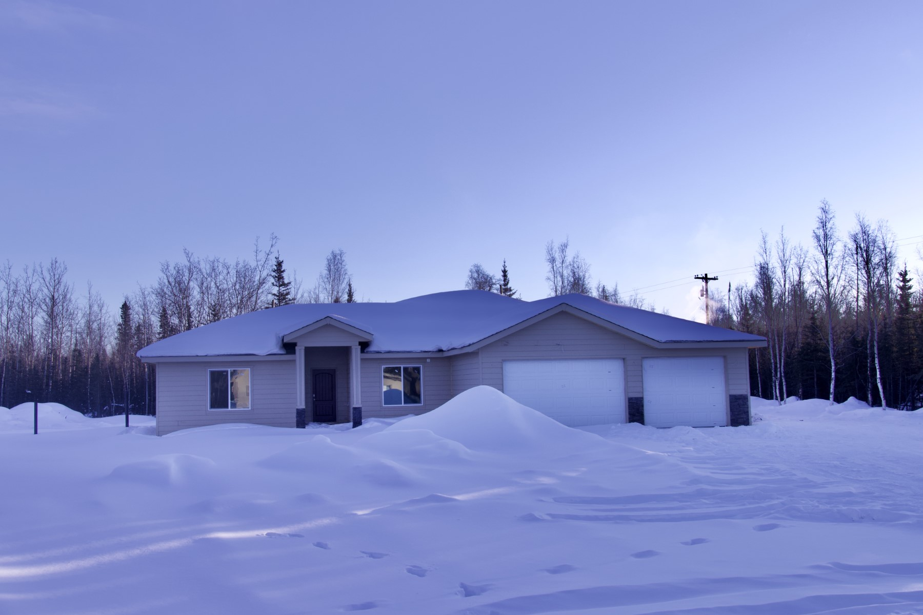 Single Family Homes por un Venta en 4305 Hildreth Way Delta Junction, Alaska 99737 Estados Unidos