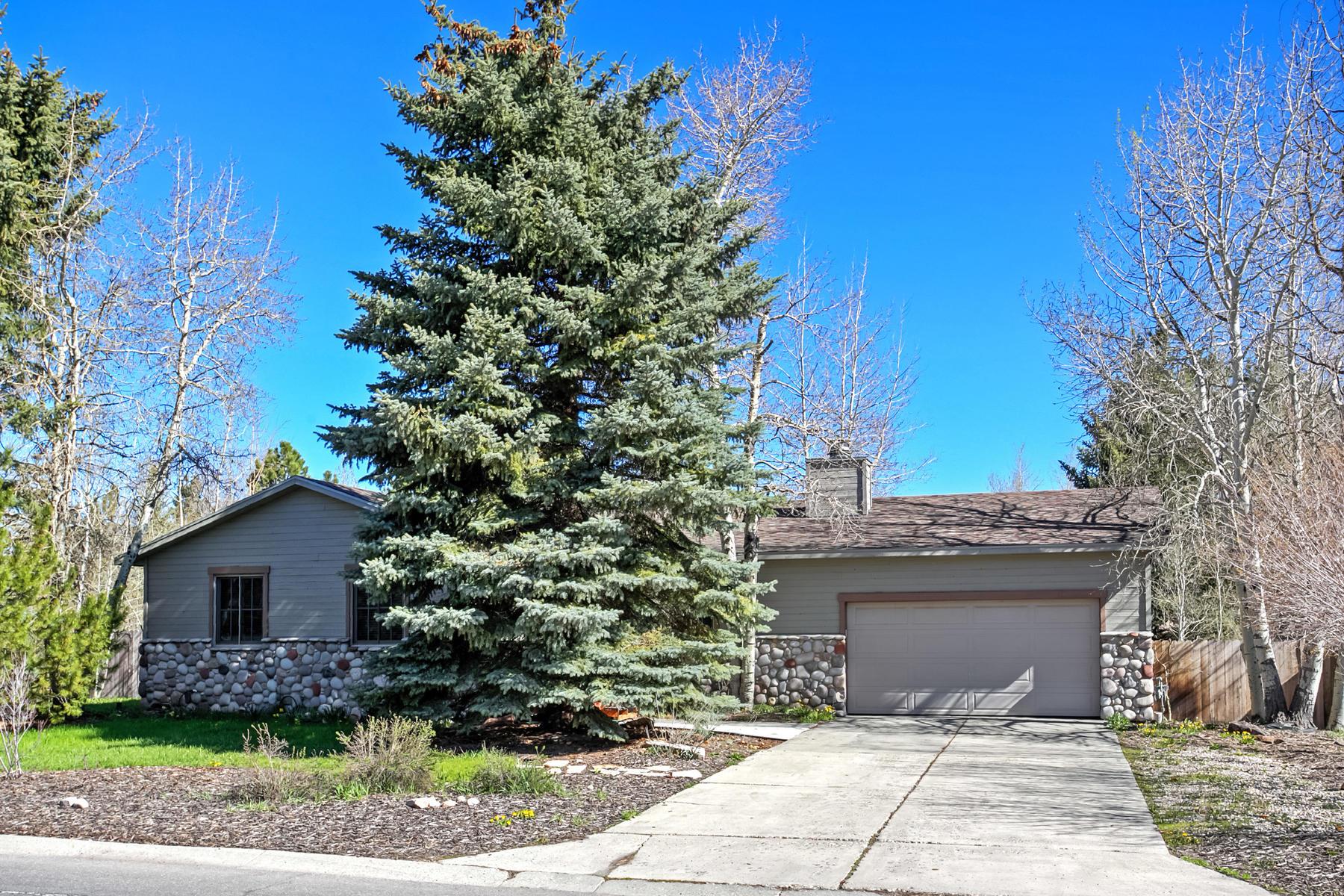独户住宅 为 销售 在 Opportunity to Own in Park Meadows 2401 Holiday Ranch Loop Rd 帕克城, 犹他州 84060 美国