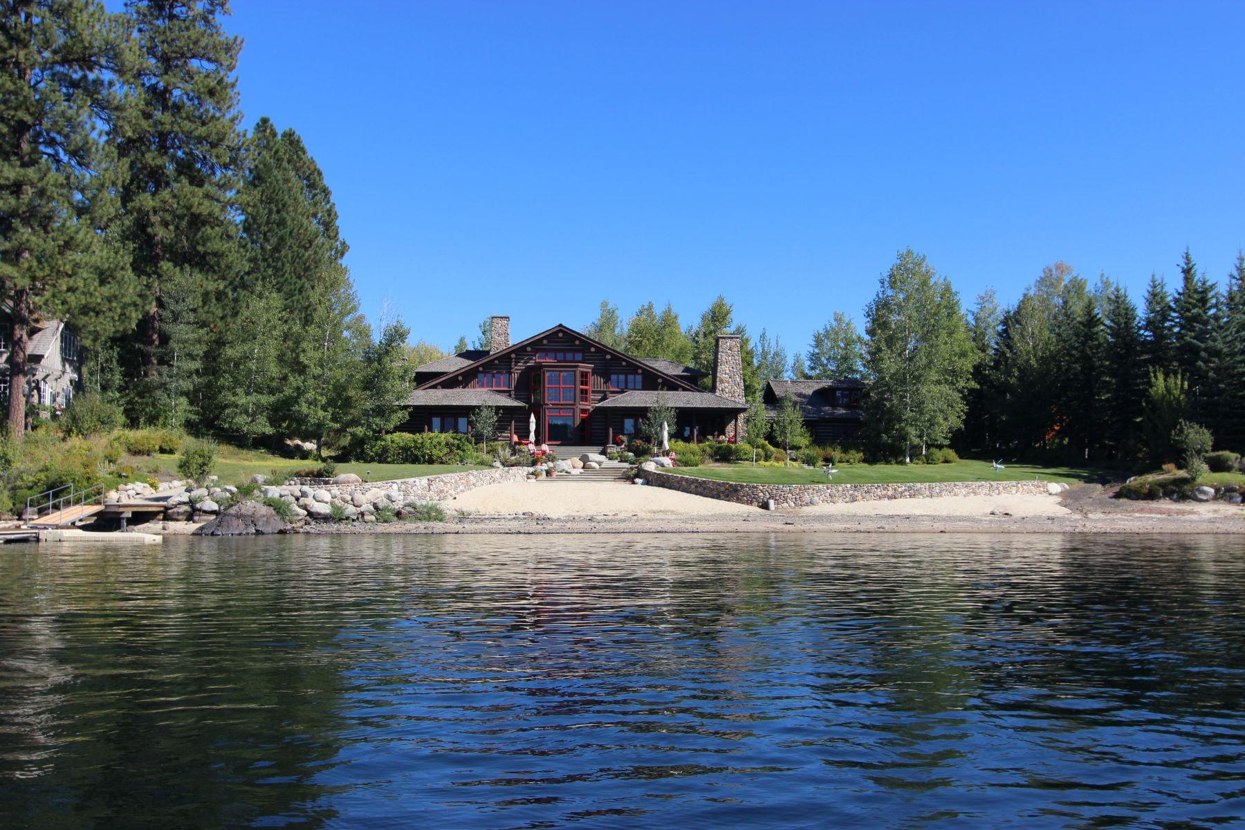 Maison unifamiliale pour l Vente à 1516 Mccall, Mccall McCall, Idaho, 83638 États-Unis