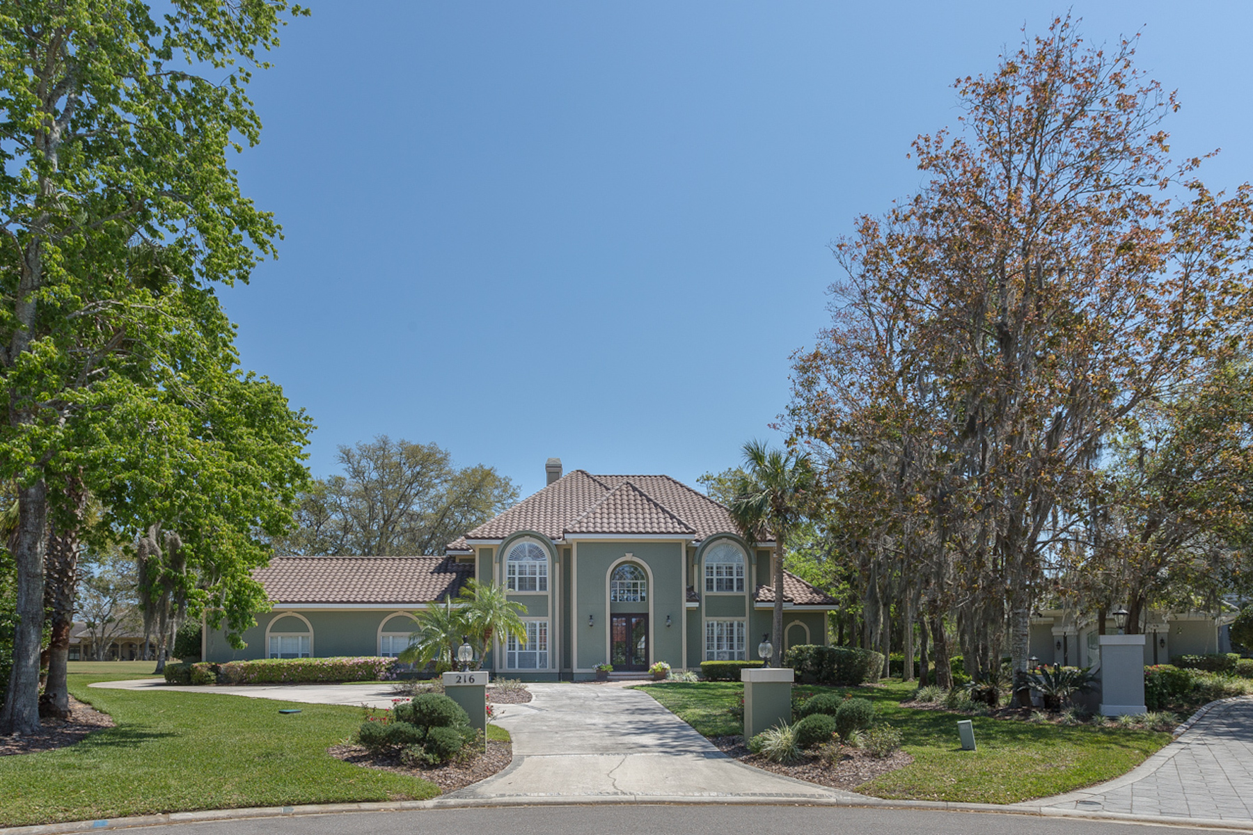 Casa para uma família para Venda às 216 Settlers Row North Ponte Vedra Beach, Florida, 32082 Estados Unidos