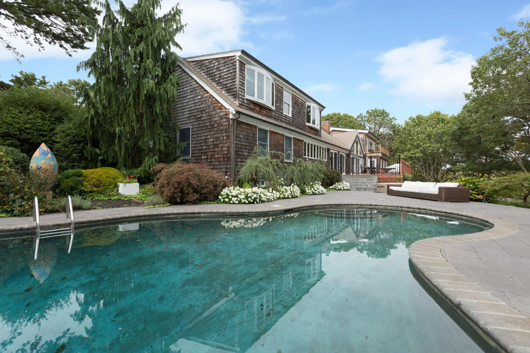 Single Family Home for Active at Westhampton Bch 87 Brook Rd Westhampton Beach, New York 11978 United States