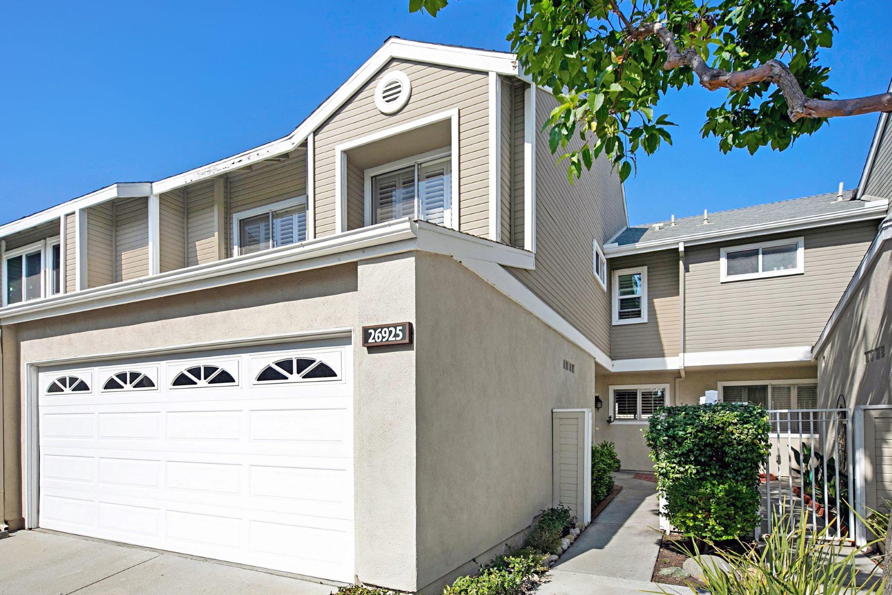 Condominiums para Venda às 26925 Stonehaven, Mission Viejo, Califórnia 92691 Estados Unidos