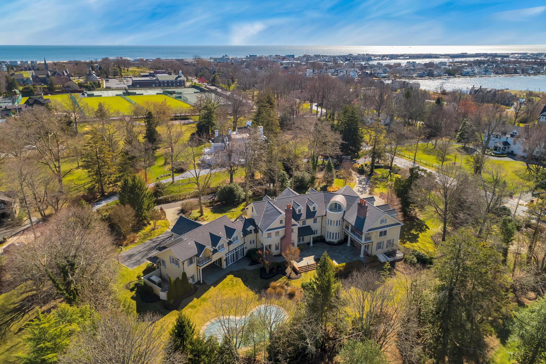 Single Family Homes 为 销售 在 Grandeur Embodied 10 Belknap Lane, 拉姆森, 新泽西州 07760 美国