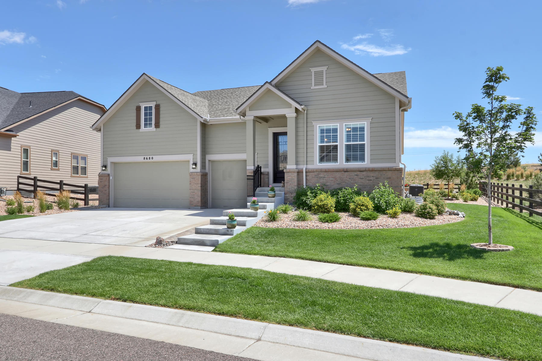 Single Family Homes for Sale at 8680 S De Gaulle Court Aurora, Colorado 80016 United States