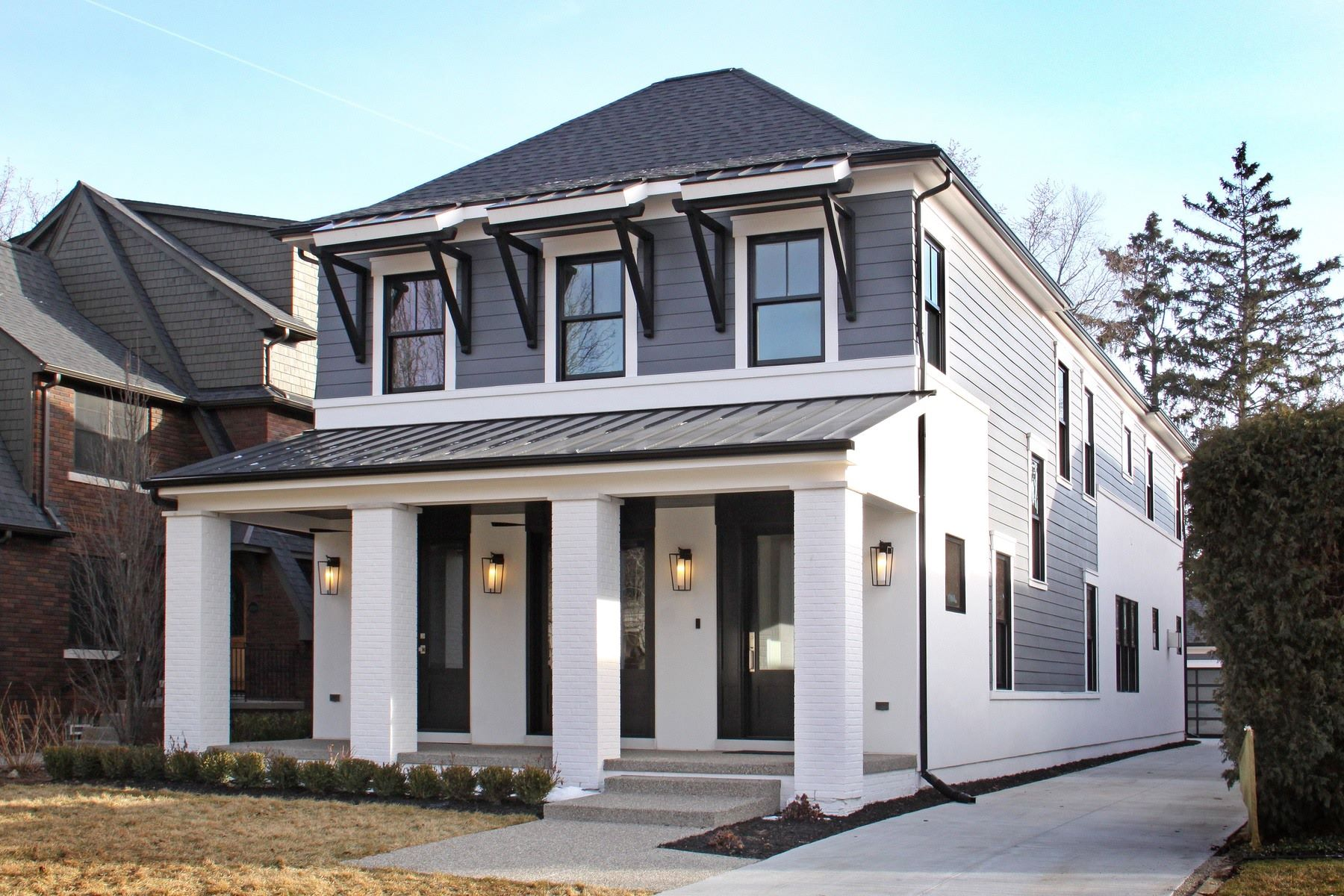 Single Family Homes for Active at Birmingham 873 Watkins Street Birmingham, Michigan 48009 United States