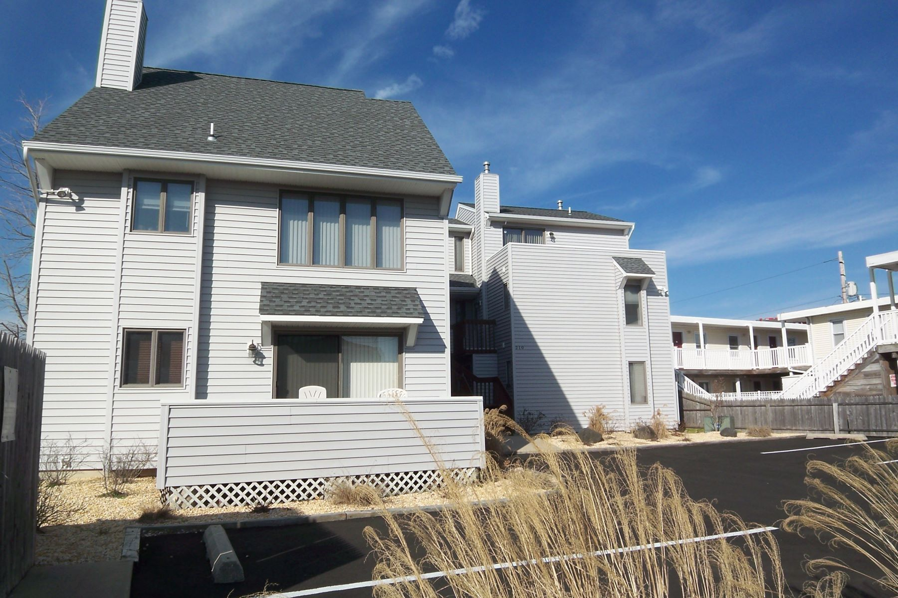 Condominium for Sale at Two Story Condo Near Beach 210 Sumner Ave #6 Seaside Heights, 08751 United States