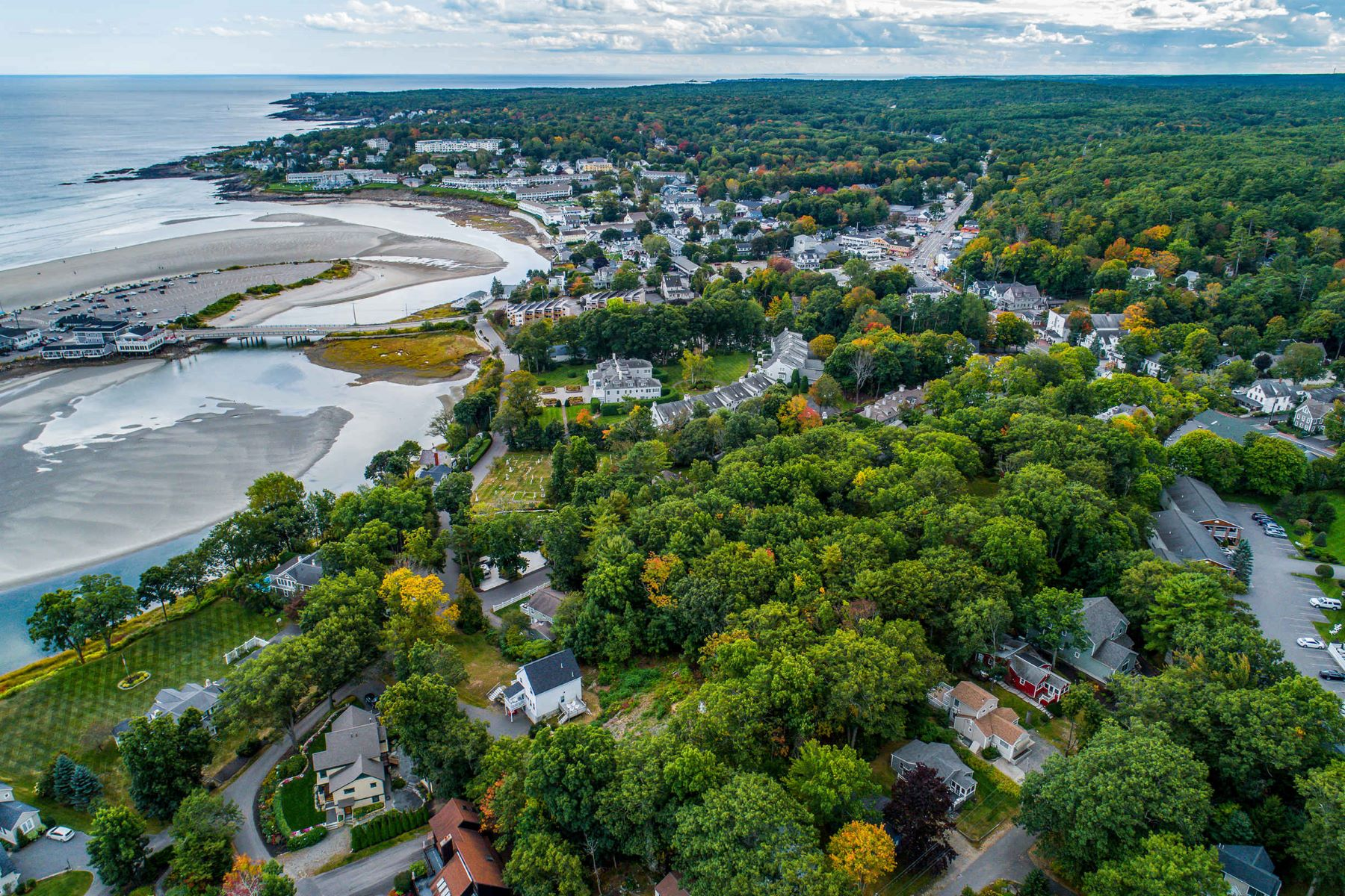 Land for Sale at Walk to Ogunquit Beach from Desirable .65 Acre Lot 57 Hoyts Lane Ogunquit, Maine 03907 United States