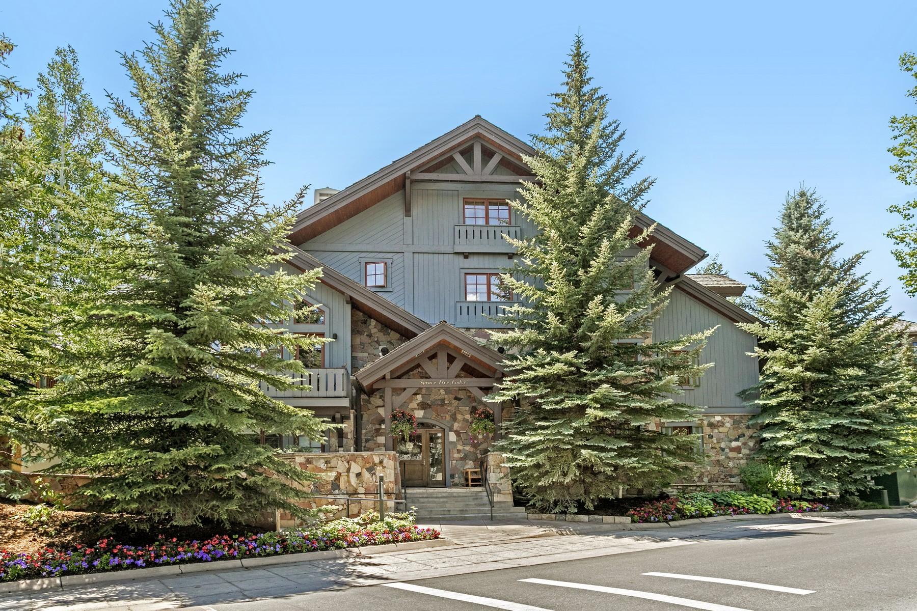 Property por un Venta en Spruce Tree Lodge #207 627 Sawatch Drive #207 Edwards, Colorado 81632 Estados Unidos