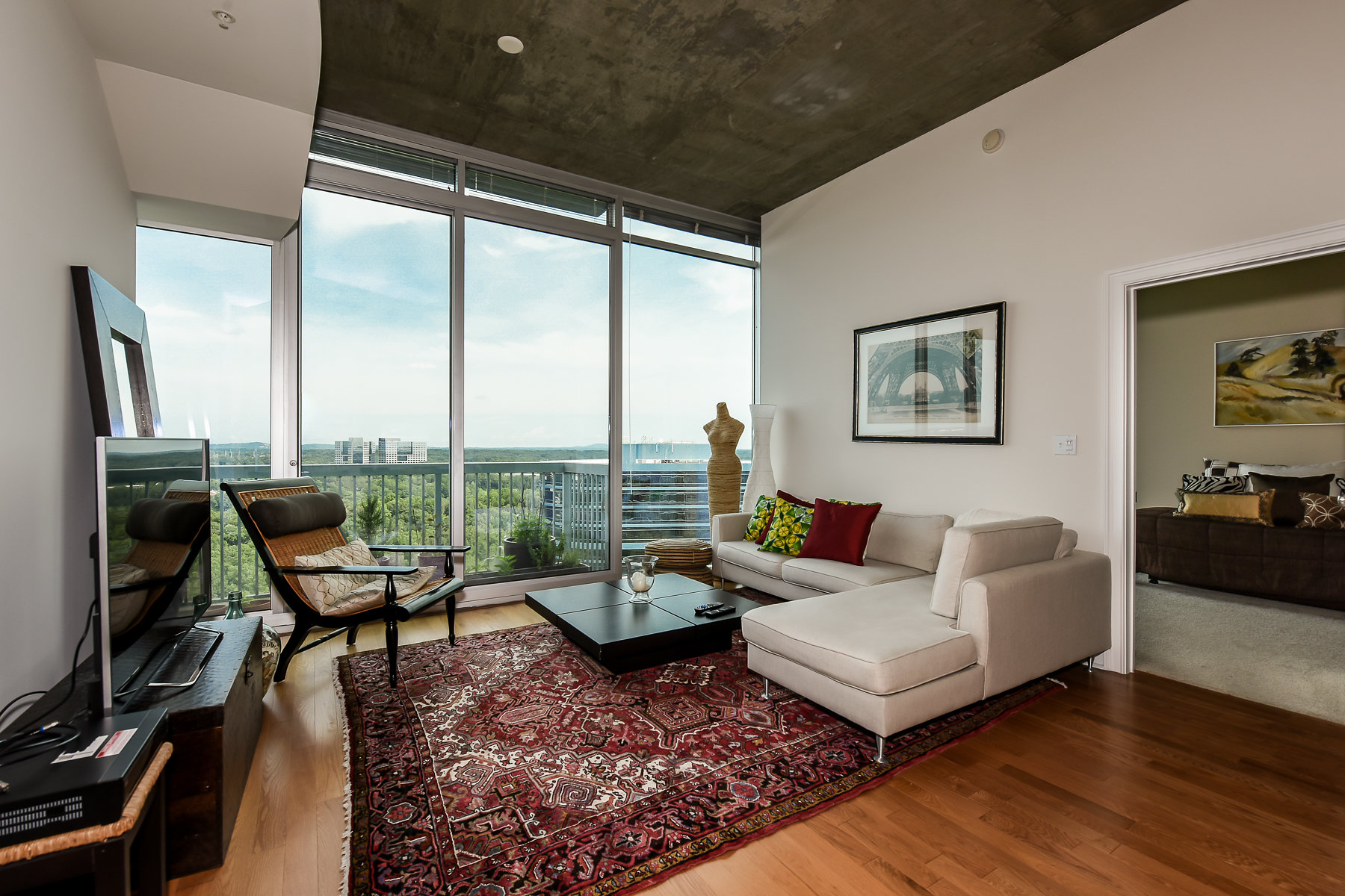 Single Family Home for Sale at HORIZON 3300 Windy Ridge Parkway 1717 Atlanta, Georgia 30339 United States