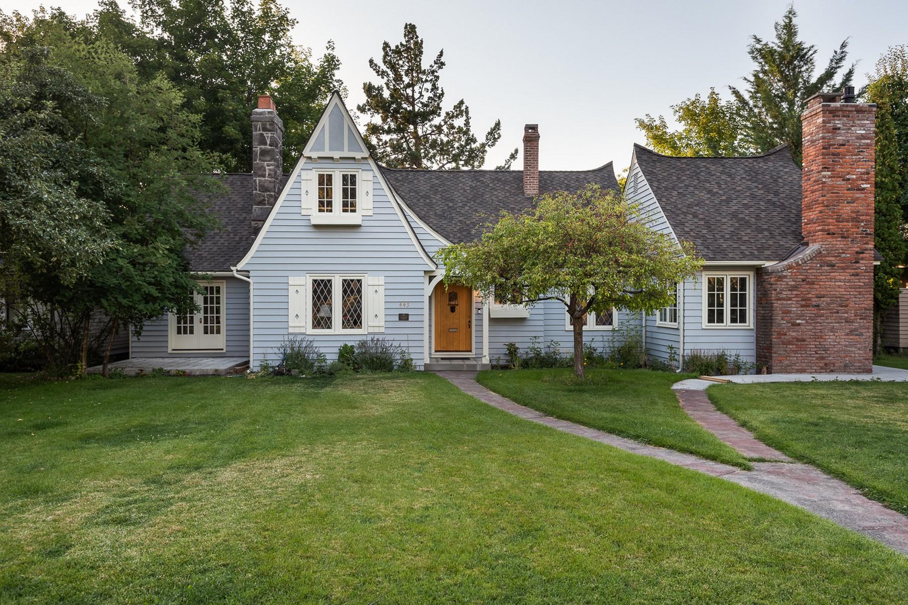 Single Family Homes pour l Vente à 443 NW Congress Street Bend, OR Bend, Oregon 97703 États-Unis