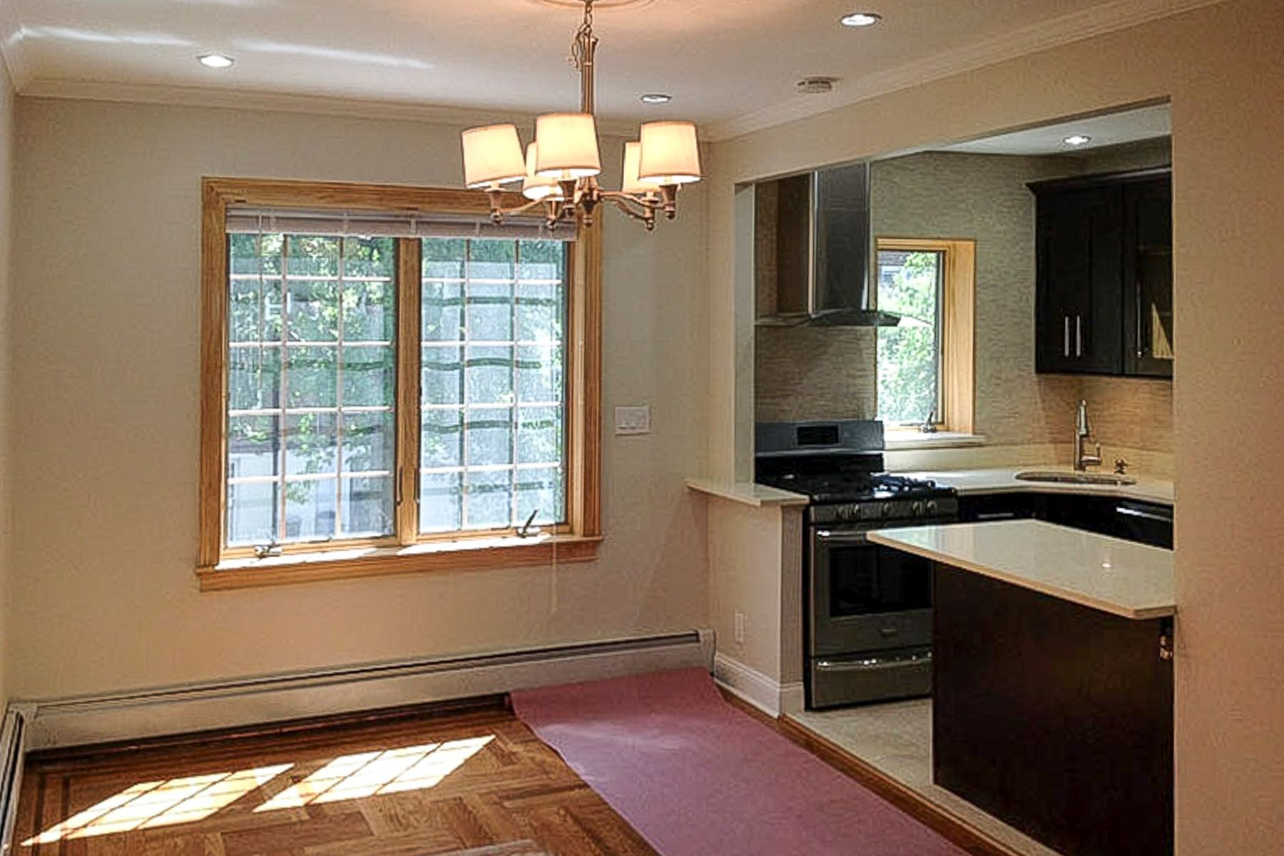 "Additional photo for property listing at ""SPARKLING TOWNHOUSE RENOVATION"" 68-32 Groton Street, Forest Hills, New York 11375 United States"