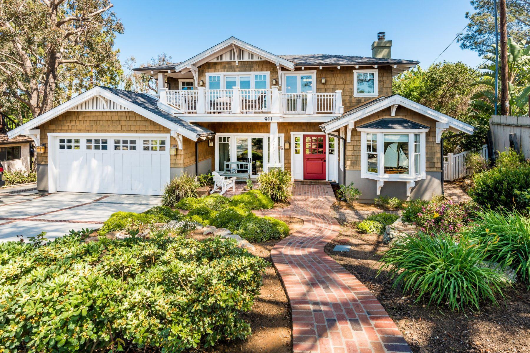 独户住宅 为 销售 在 911 Cornish Drive 恩悉尼塔斯, 加利福尼亚州, 92024 美国