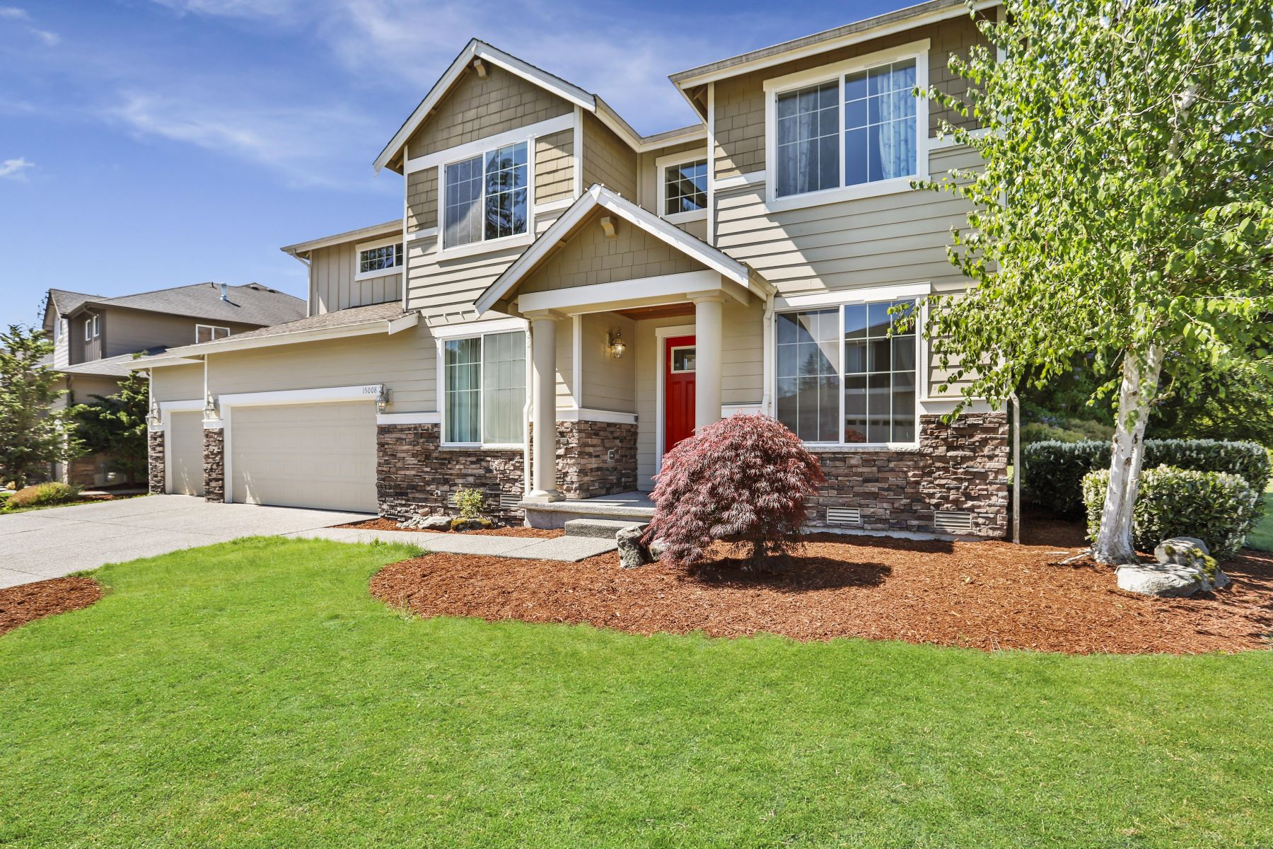 Single Family Homes for Sale at Peaceful Living in Monroe 15008 229th Dr SE Monroe, Washington 98272 United States