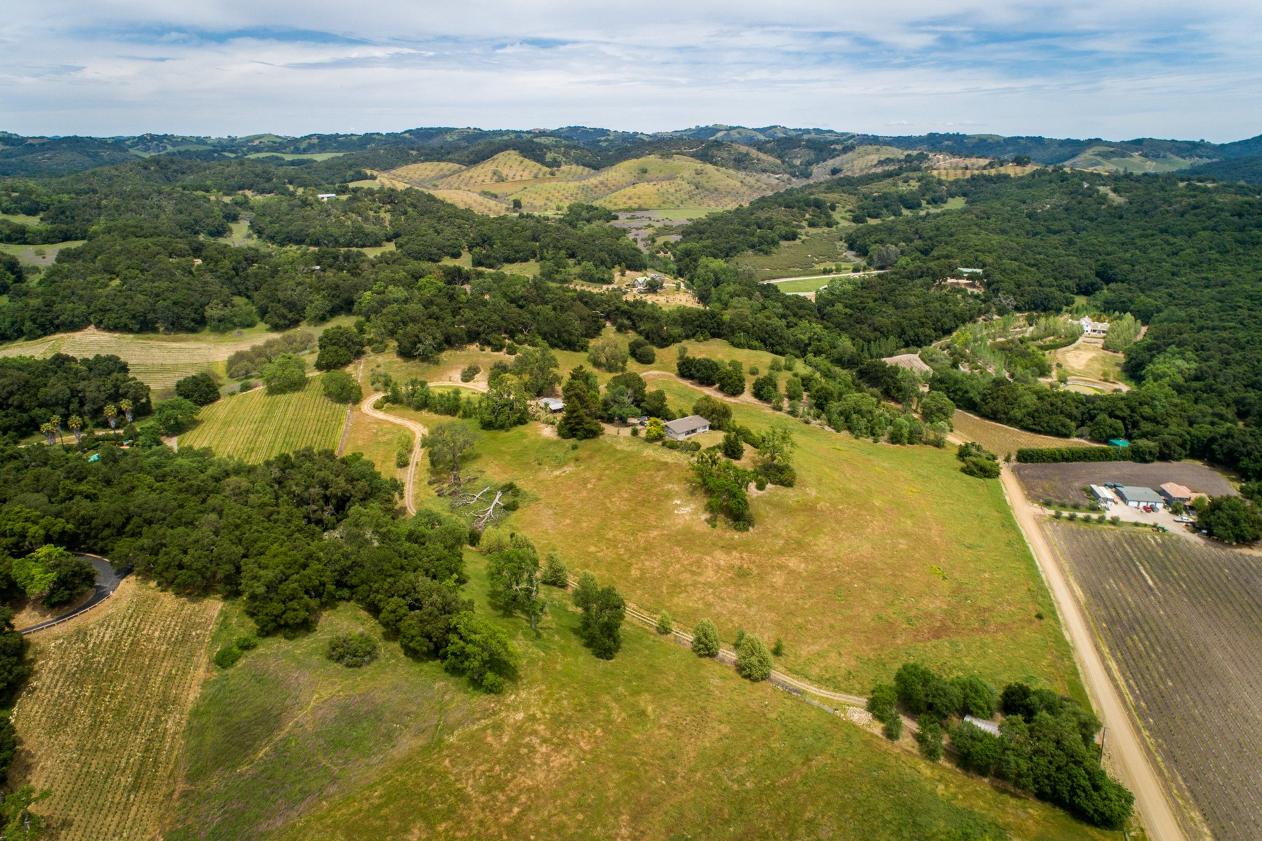 Single Family Homes for Sale at 31± Acre Wine Country Ranch 1221 Jensen Road Paso Robles, California 93446 United States
