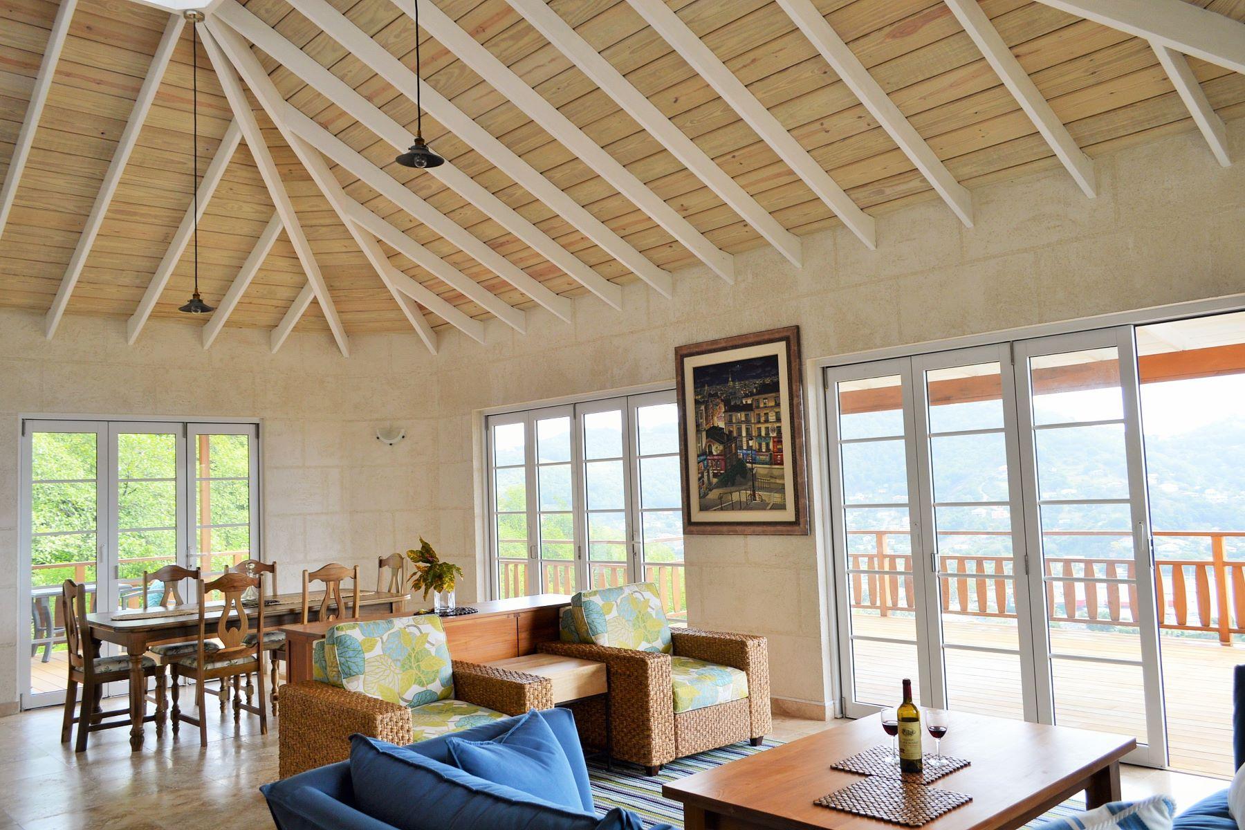 Single Family Home for Sale at Villa de la Reine Bequia, Saint Vincent And The Grenadines