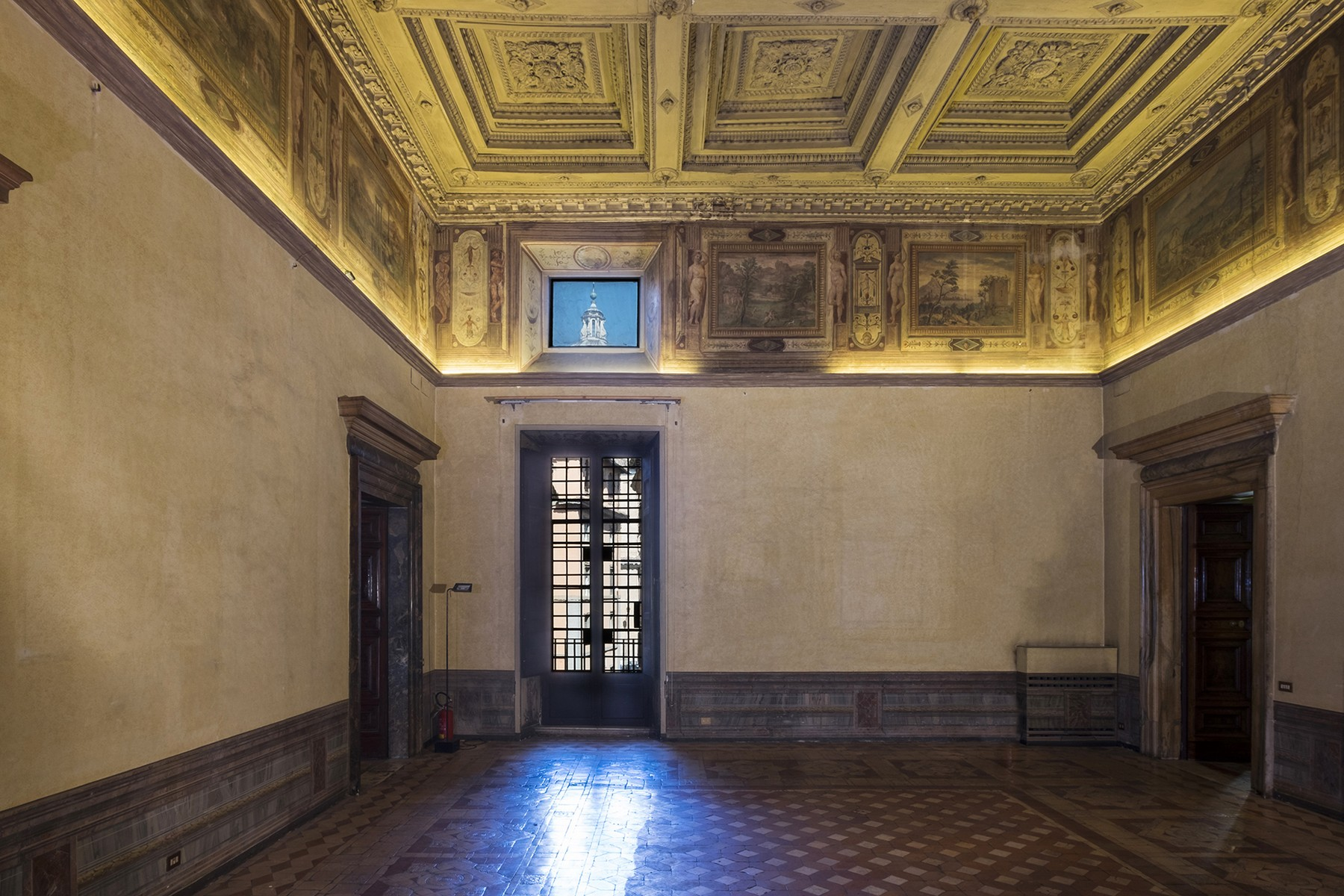 Additional photo for property listing at Palazzo Sacchetti, a pearl of the late Reinassance in the heart of Rome Via Giulia Rome, Rome 00186 Italy