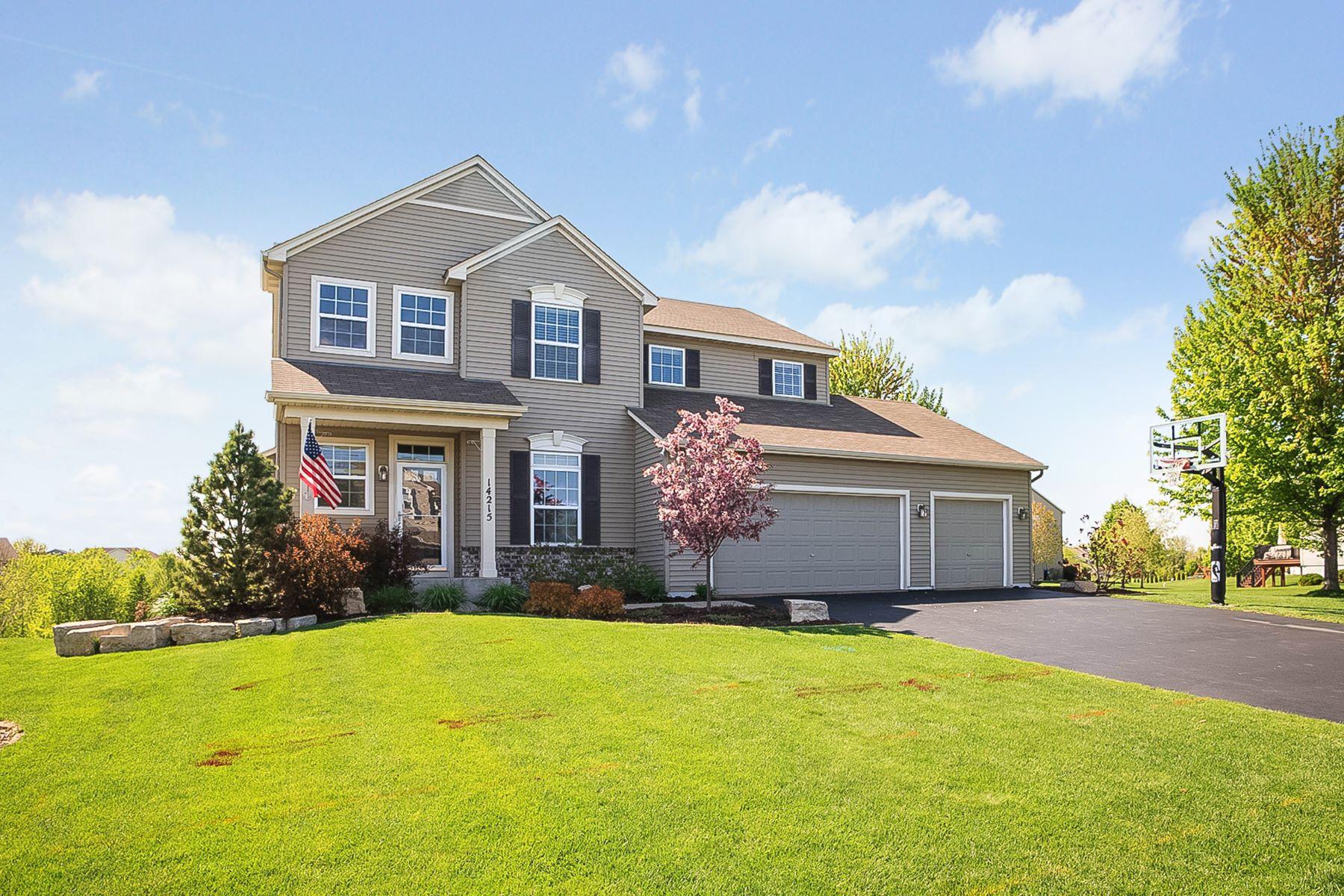 Casa para uma família para Venda às 14215 Atwood Circle Rosemount, Minnesota, 55068 Estados Unidos